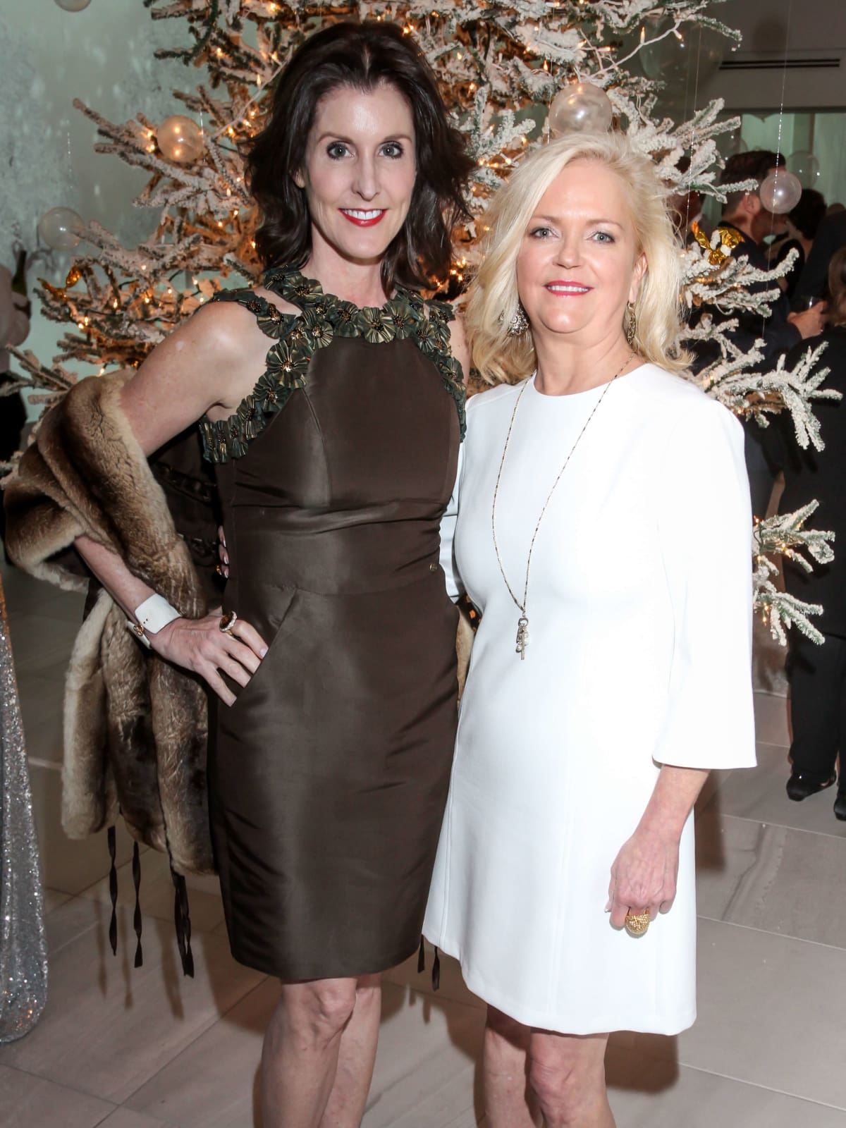 Houston, Legacy Services Holiday Schmooze, Dec 2016, Phoebe Tudor, Chree Boydstun