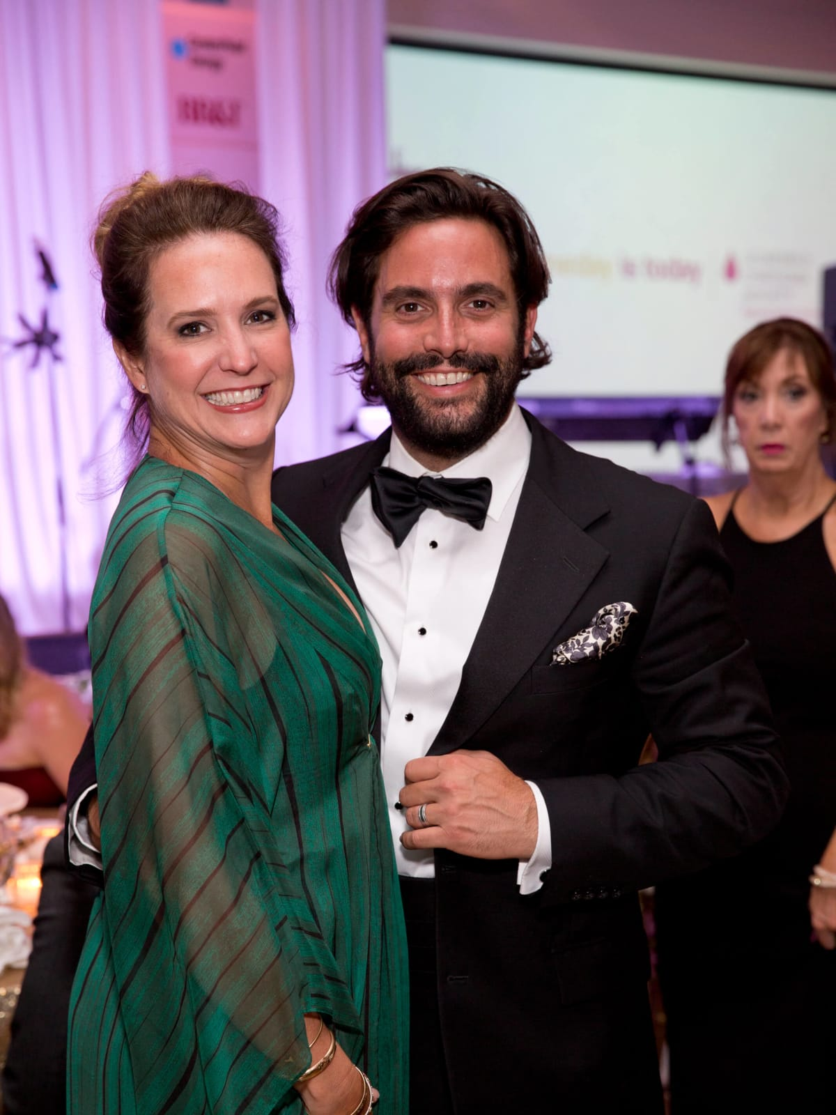 Leukemia & Lymphoma Society gala, 4/16, Tina gobernale, Sam Governale