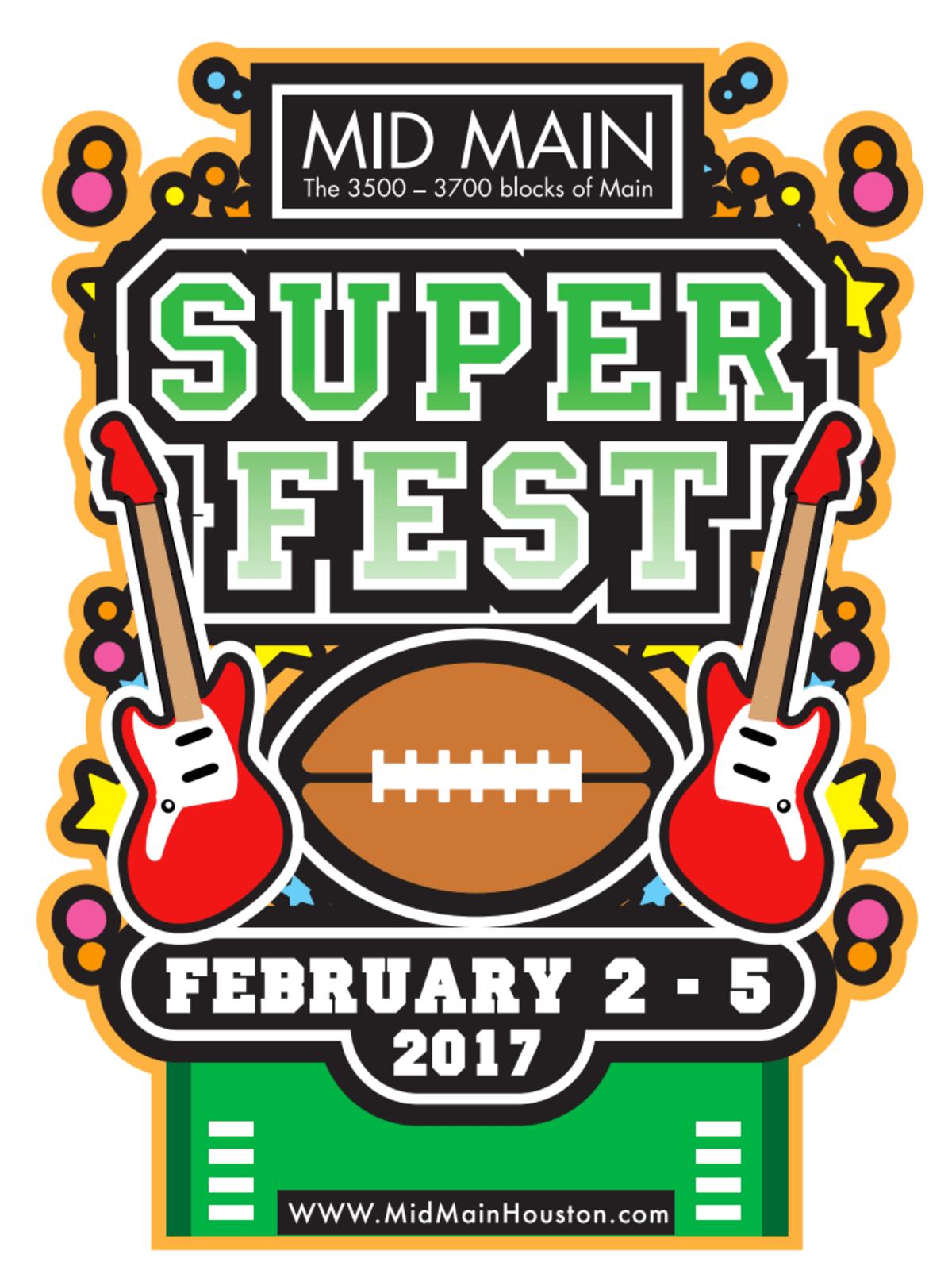 Mid Main SuperFest Super Bowl