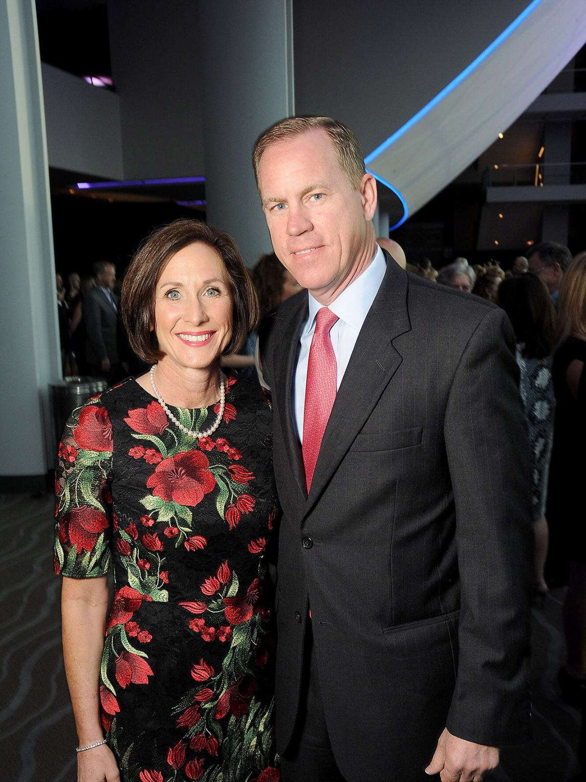 Smart Financial Centre opening State Senator Lois Kolkhorst, Jim Kolkhorst