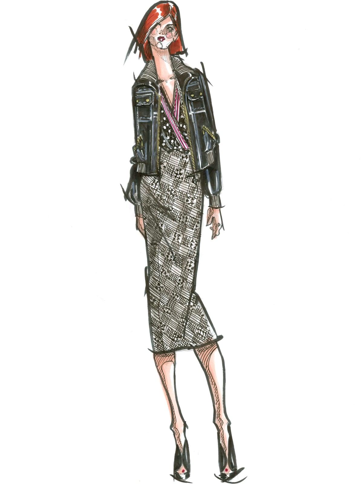 Trina Turk inspiration New York Fashion Week fall 2017