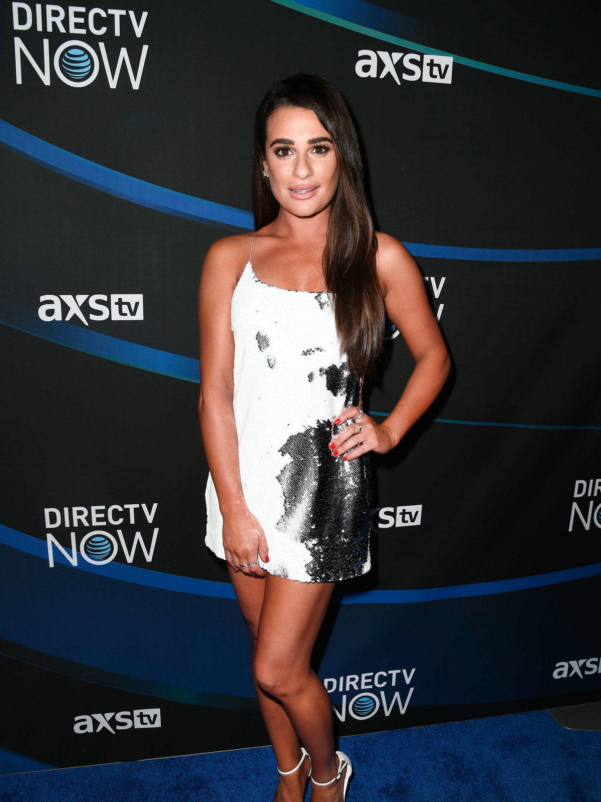 Lea Michelle at Taylor Swift Club Nomadic