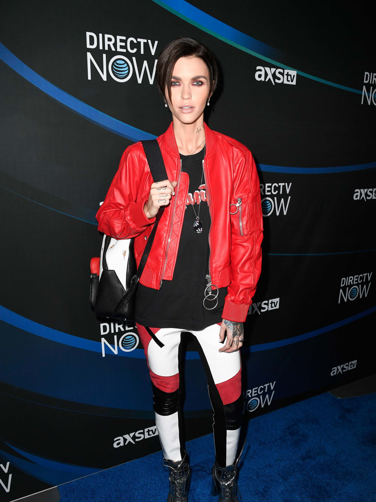 Ruby Rose at Taylor Swift Club Nomadic