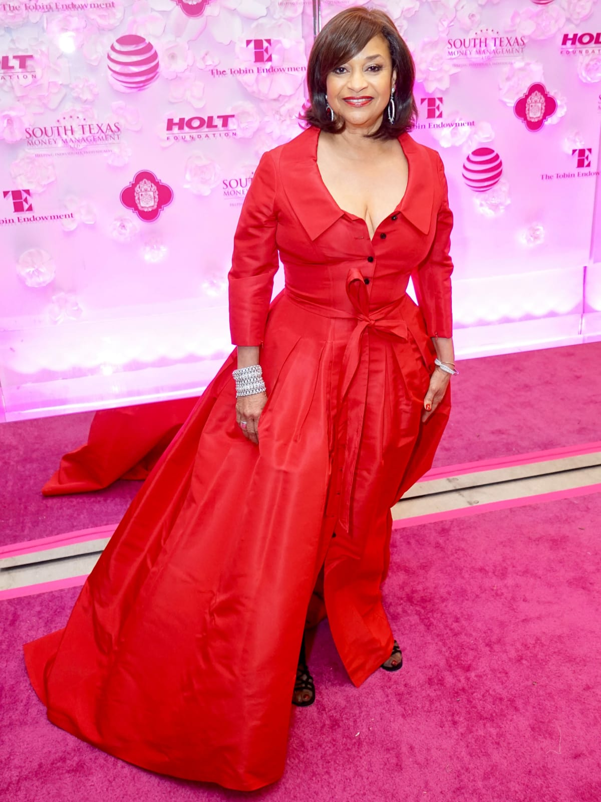 Texas Medal of Arts Awards Debbie Allen