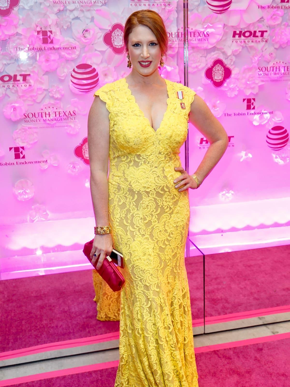 Texas Medal of Arts Awards Jennifer Ransom Rice