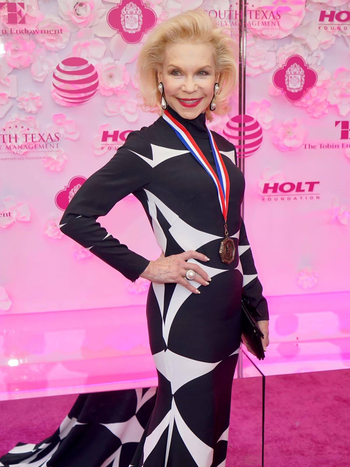 Texas Medal of Arts Awards Lynn Wyatt