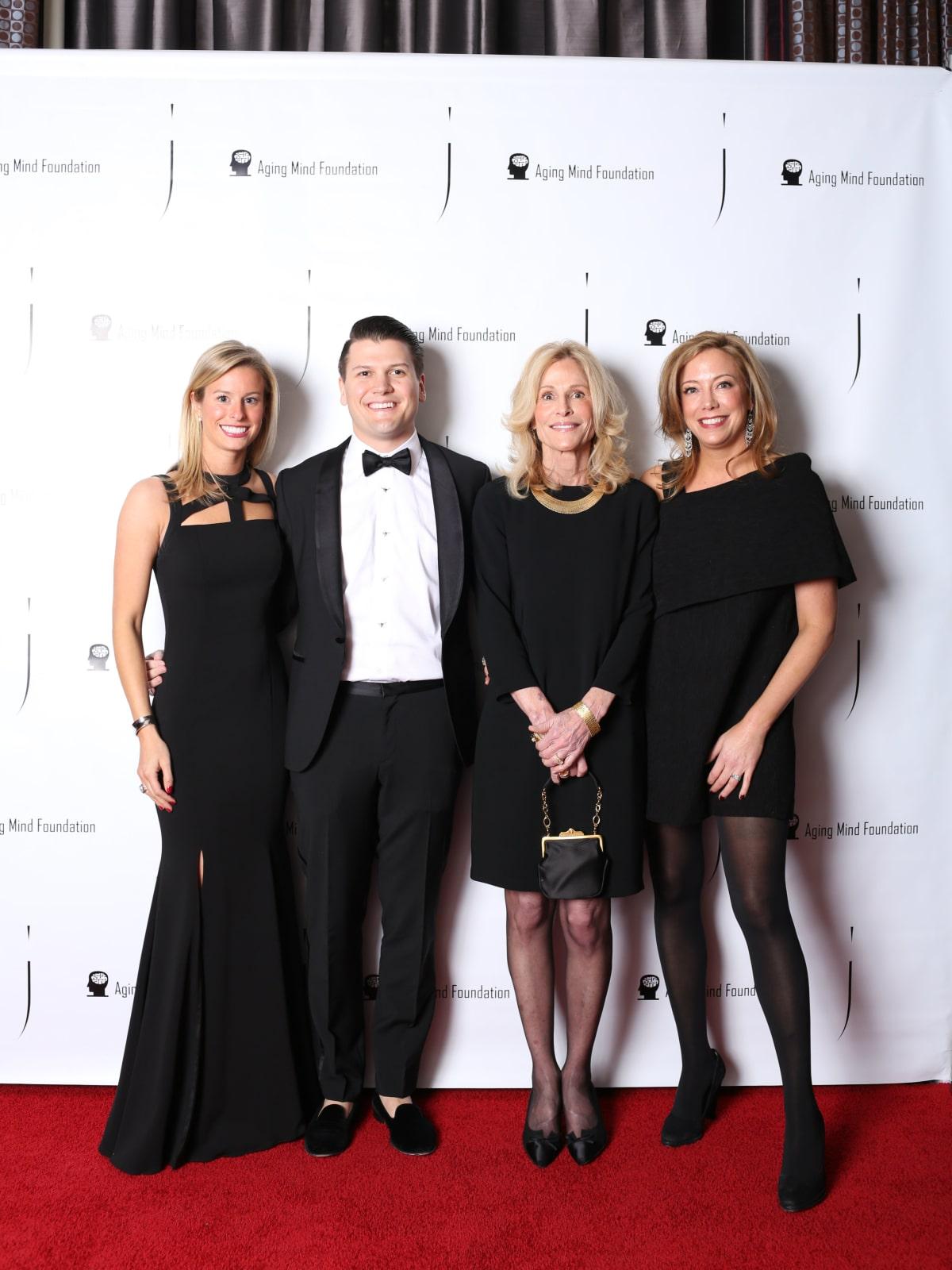 Victoria Erlacher, Luke Kline, Kristin Kline, Amanda Dyer