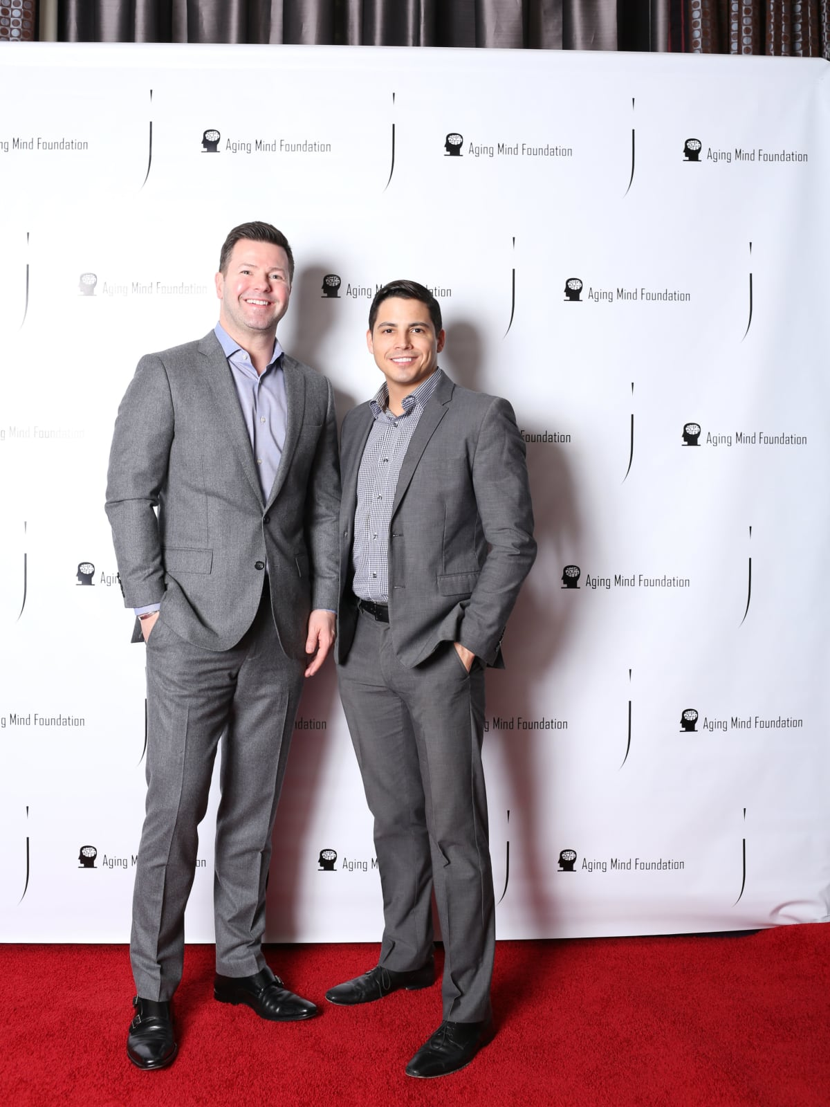 Ron Corning and Shane Allen