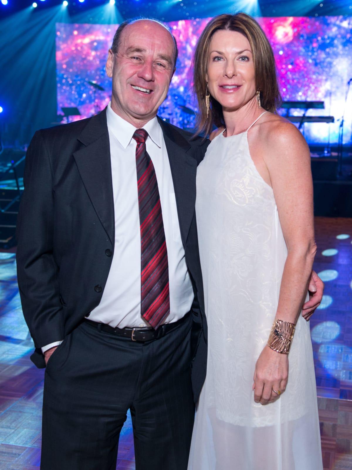Houston, Space Center Houston Galaxy Gala, April 2017, Anthony Alessi, Ann Parks Stallings
