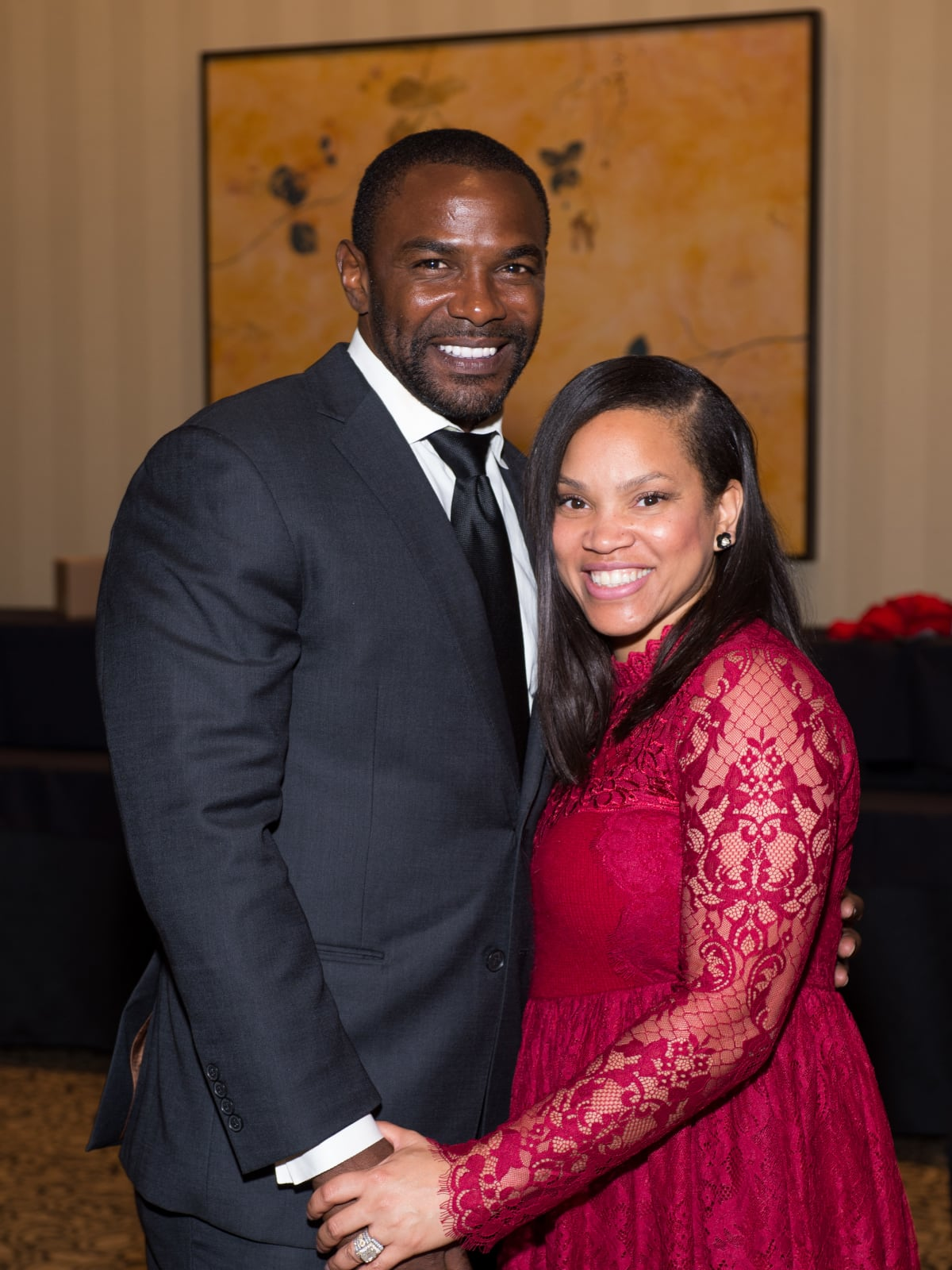 Mike and Angela James at Covenant House Gala 2017