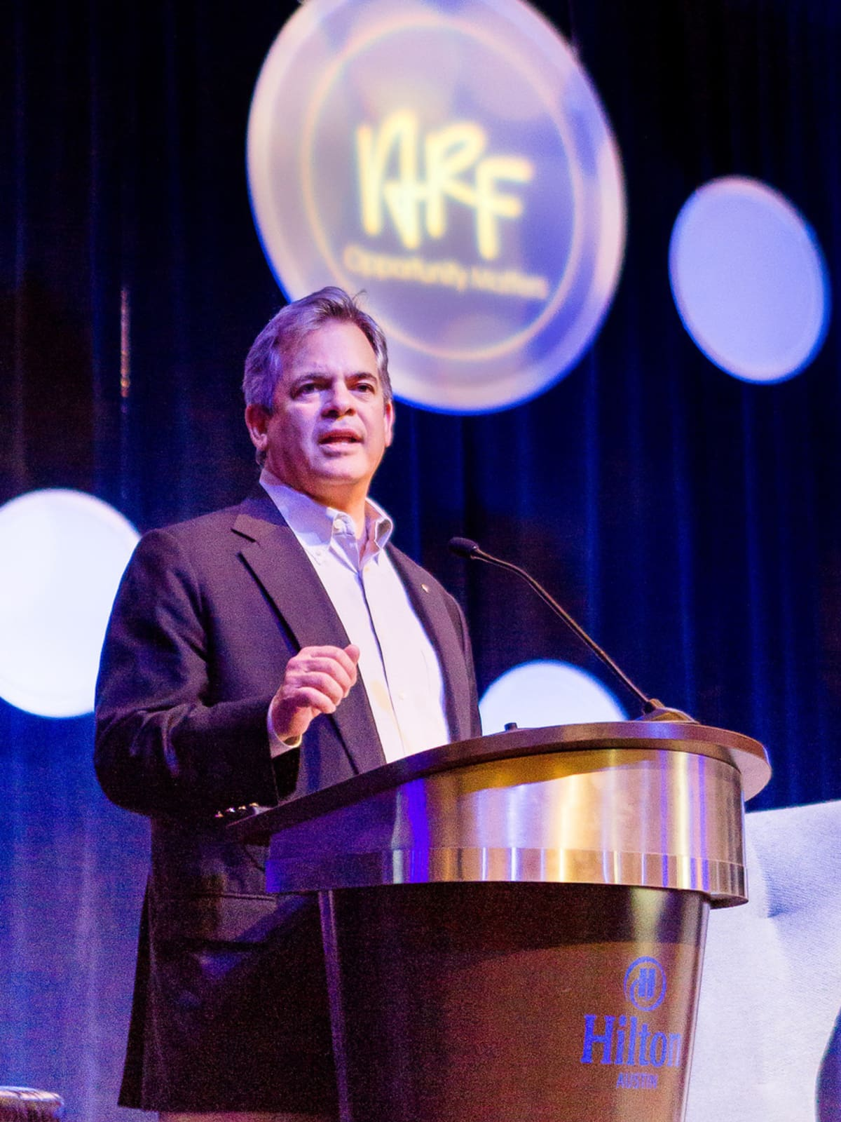 Andy Roddick Foundation Opportunity Matters Luncheon 2017 Mayor Steve Adler