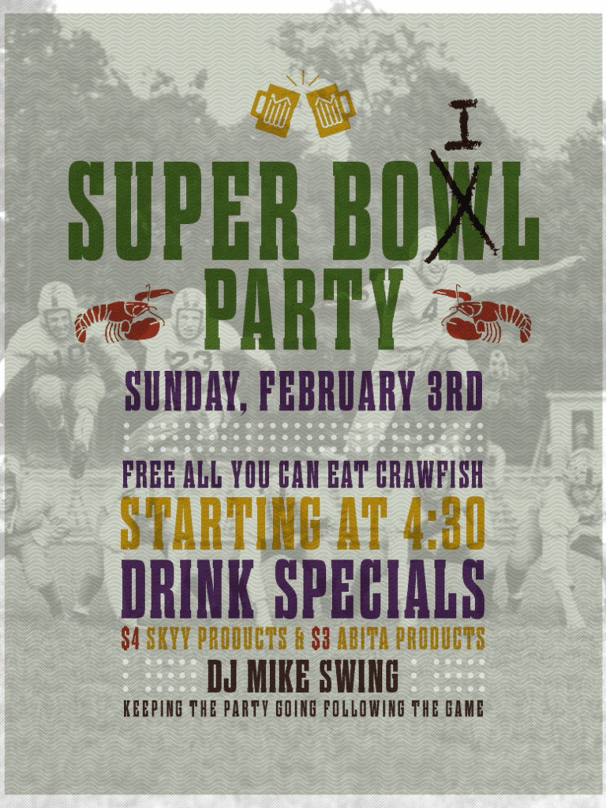 Austin photo: Events_Super Bowl Parties_Brew Exchange Super Boil_Jan 2013_flyer