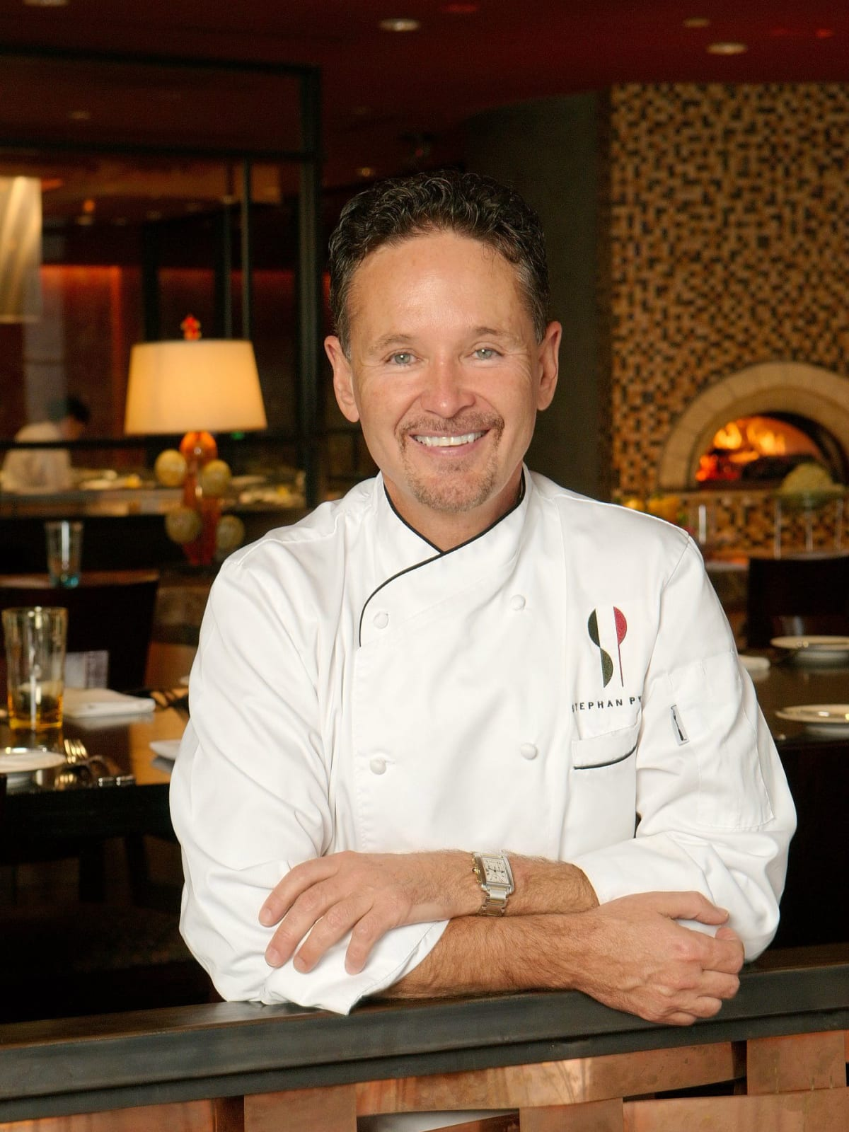 Dallas star chef Stephan Pyles