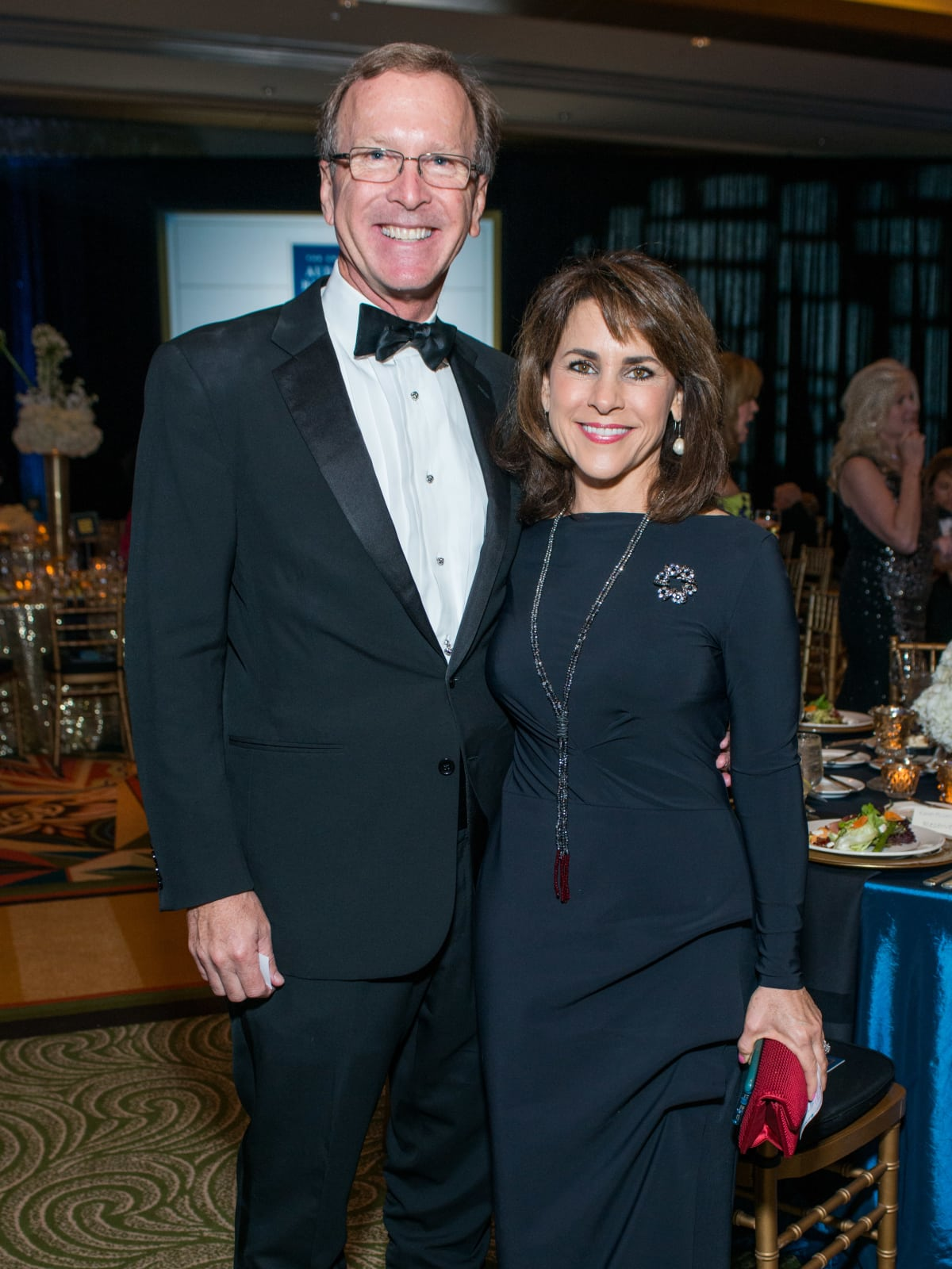 News, Shelby, UNICEF gala, Nov. 2015, Neil Bush, Maria Bush