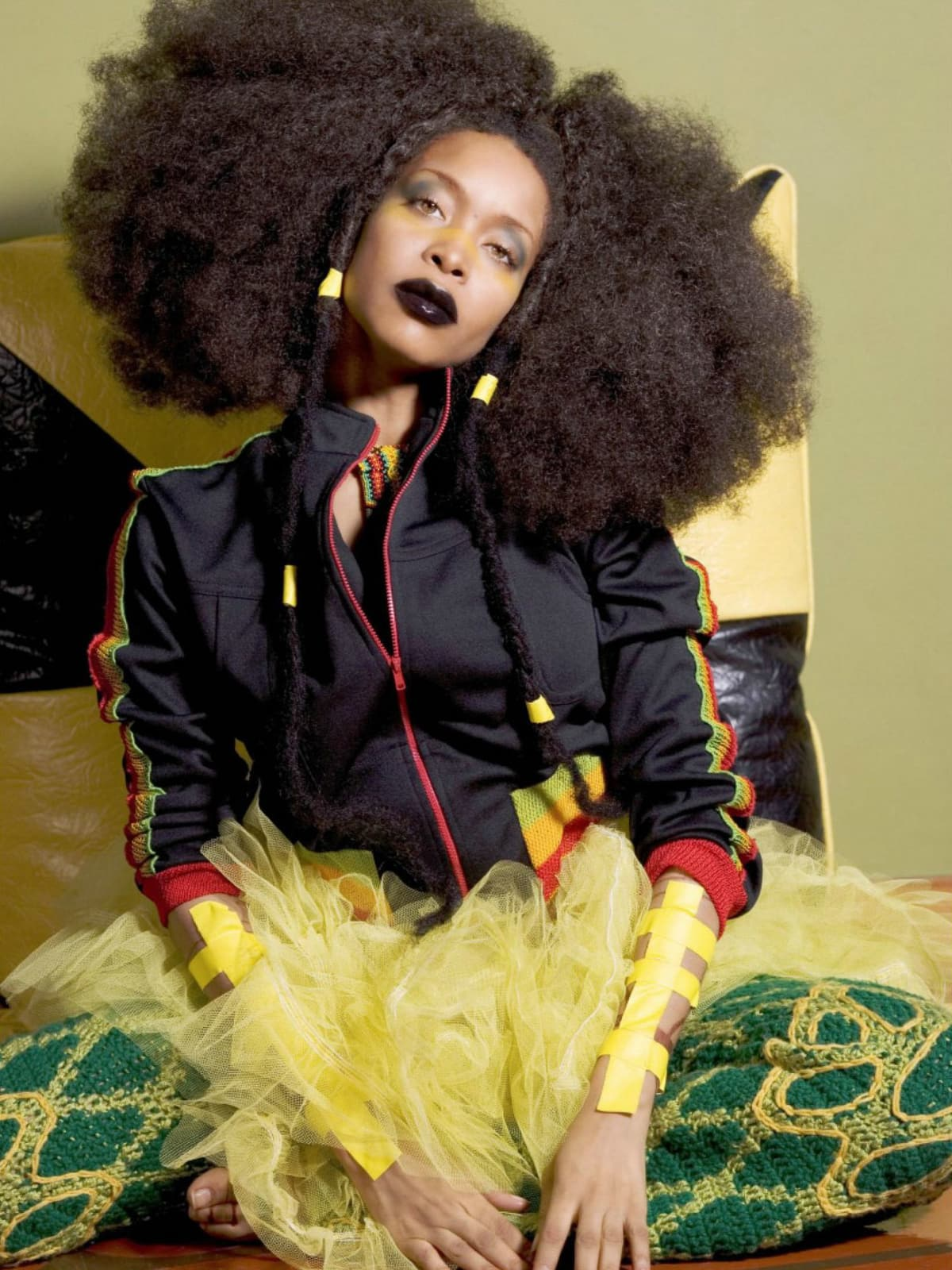 News_Michael D. Clark_Erykah Badu_concert pick