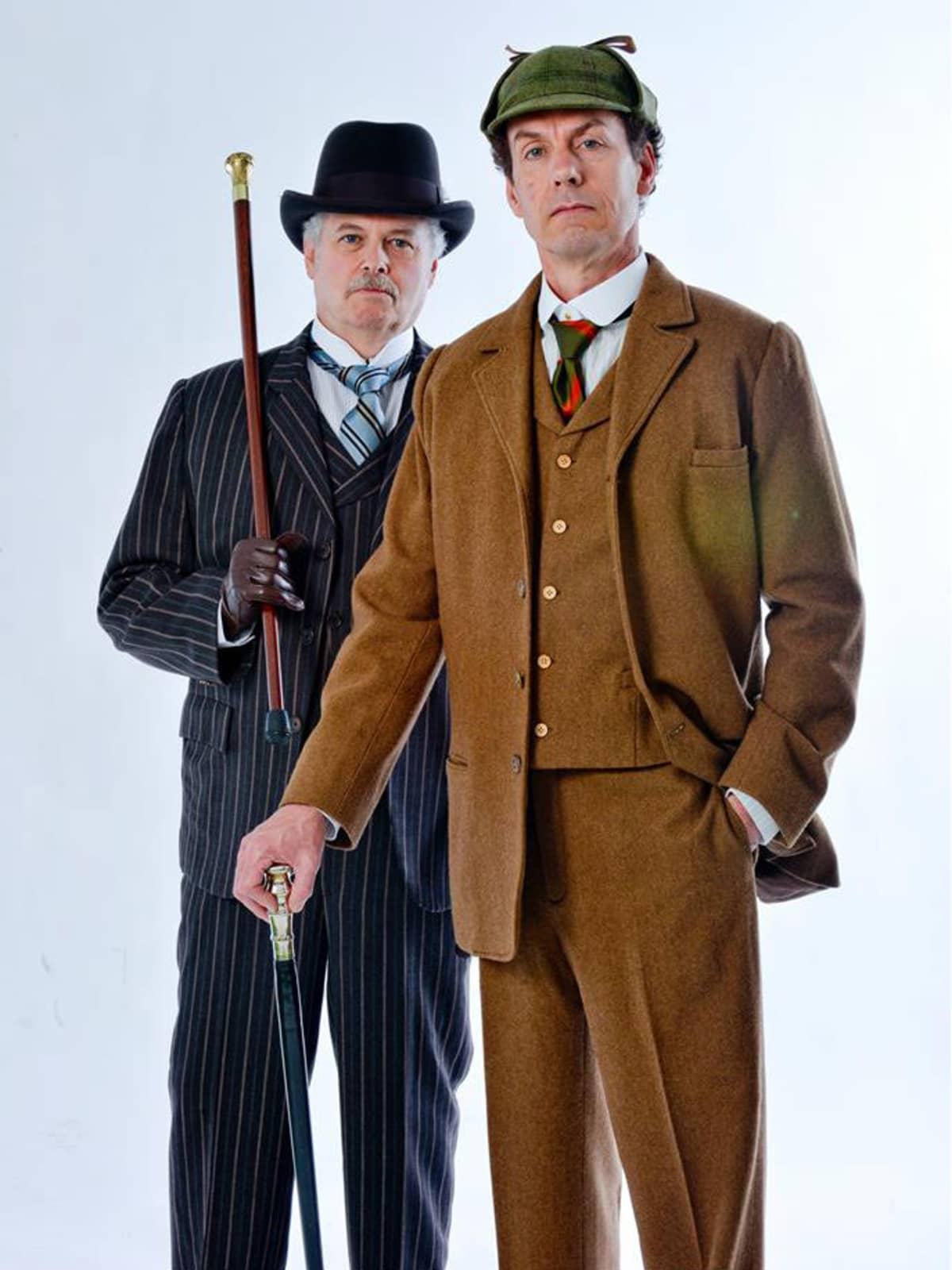 Dallas Theater Center presents Sherlock Holmes: The Final Adventure