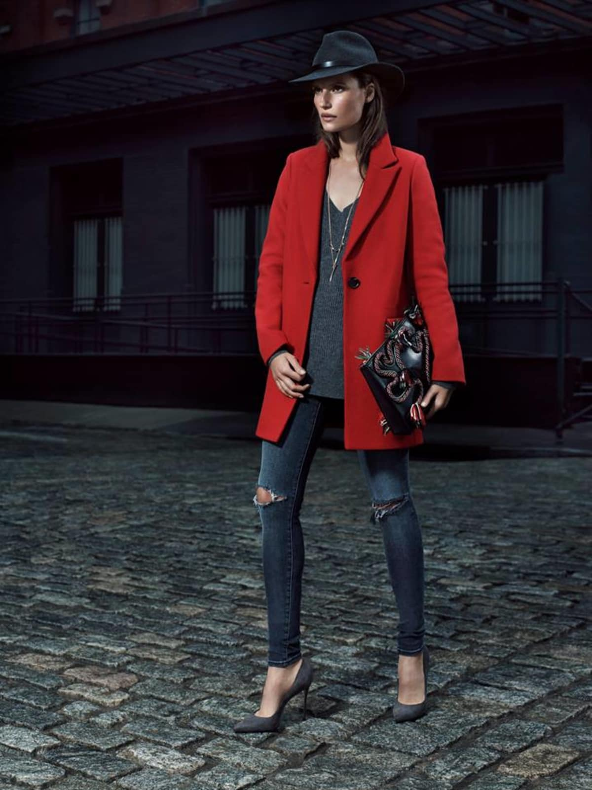 Fall 2014 look from Intermix
