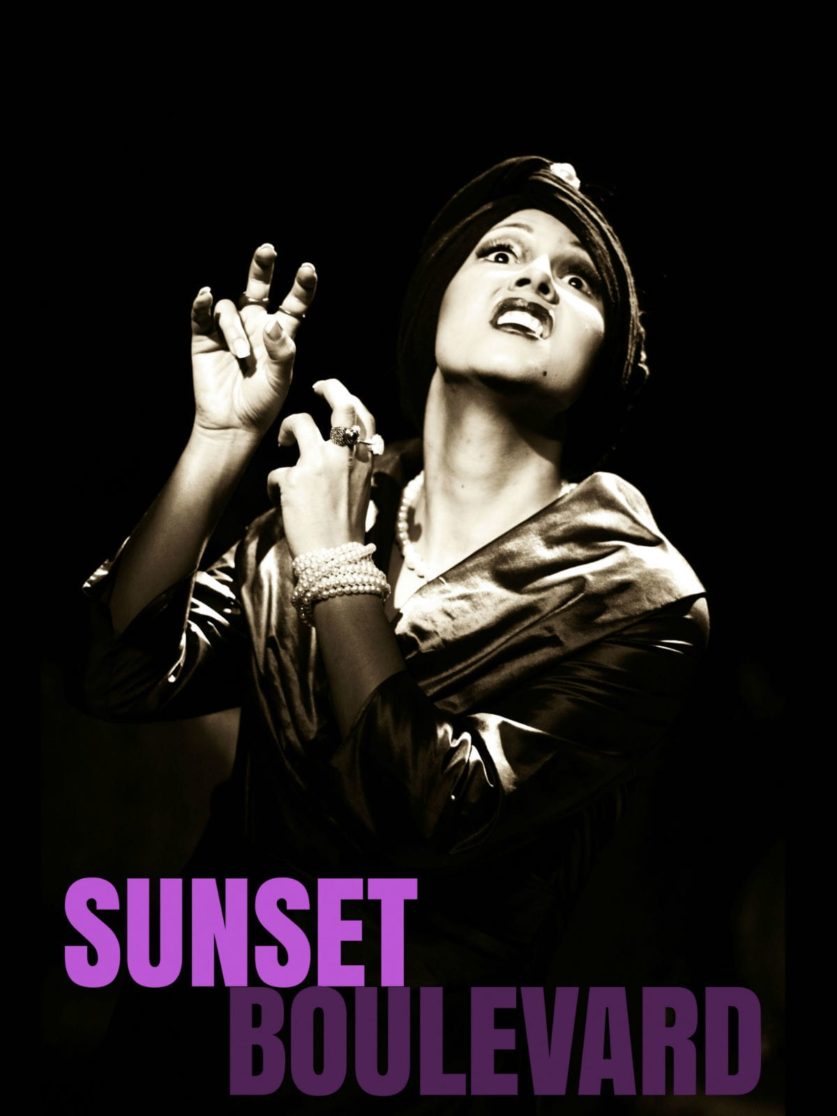 Bayou City Theatrics presents Sunset Boulevard