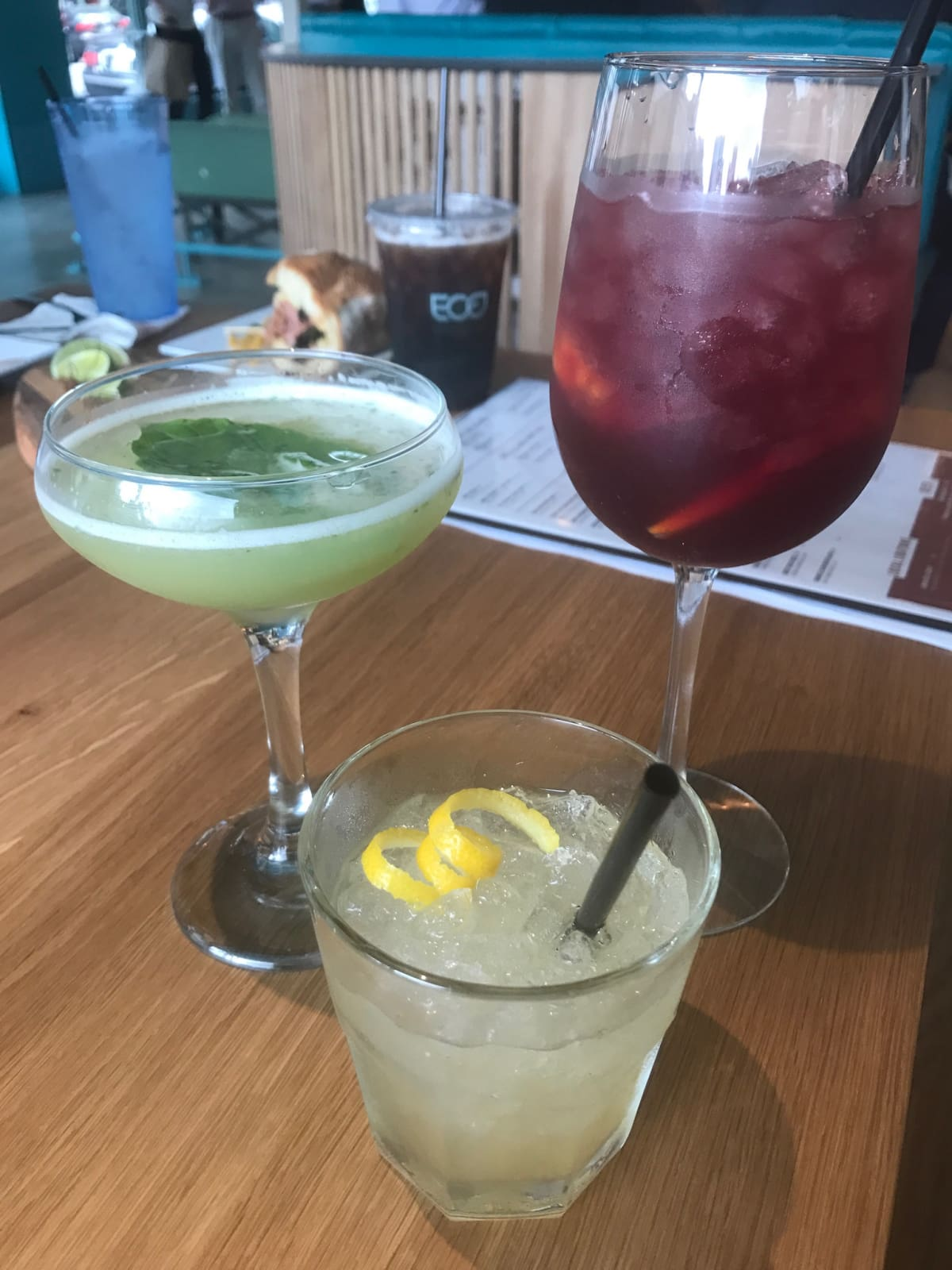 Local Foods downtown cocktails