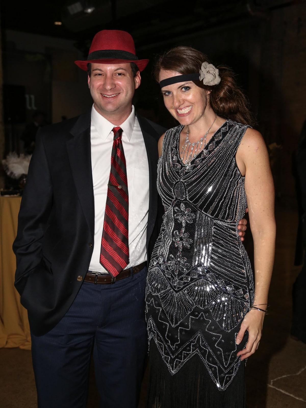 CultureMap Old Forester Bourbon Ball 2016 Shayne Calhoun Rebekah Manley