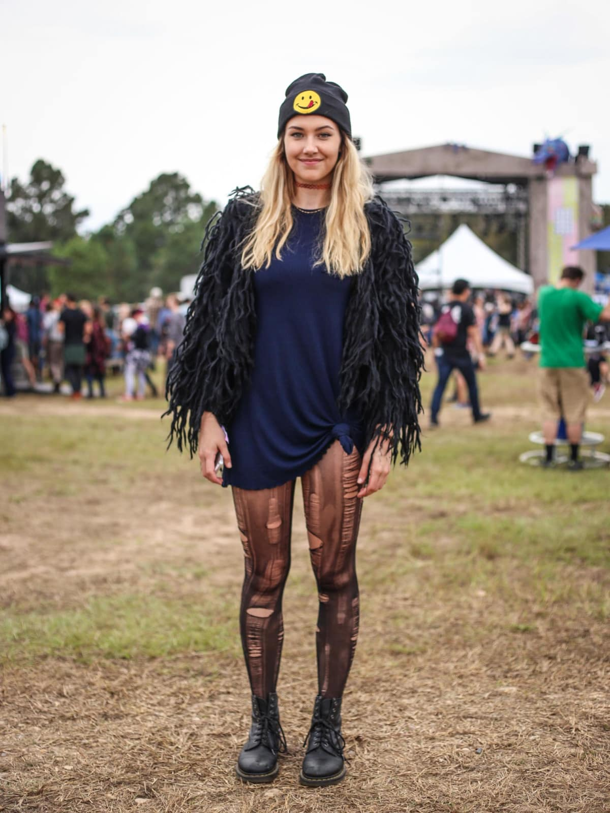 Sound on Sound Fest 2016 Street Style Sam Wilsons