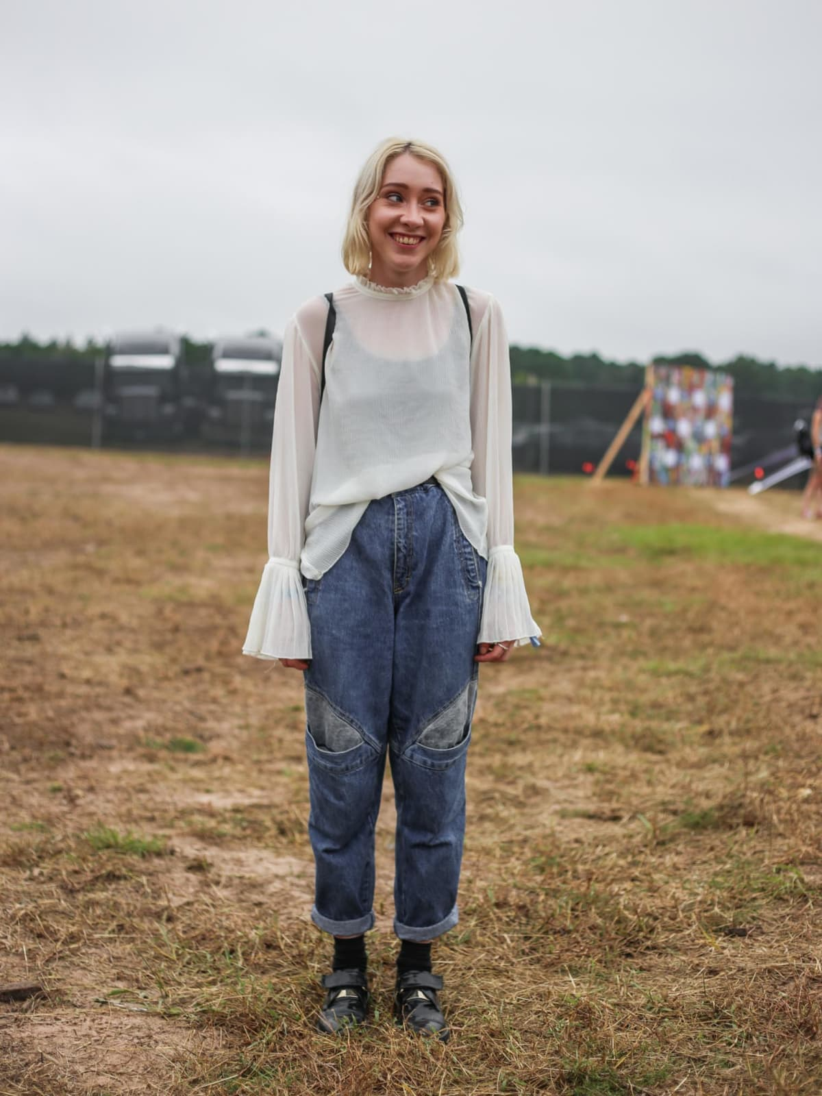 Sound on Sound Fest 2016 Street Style Trudi Treble