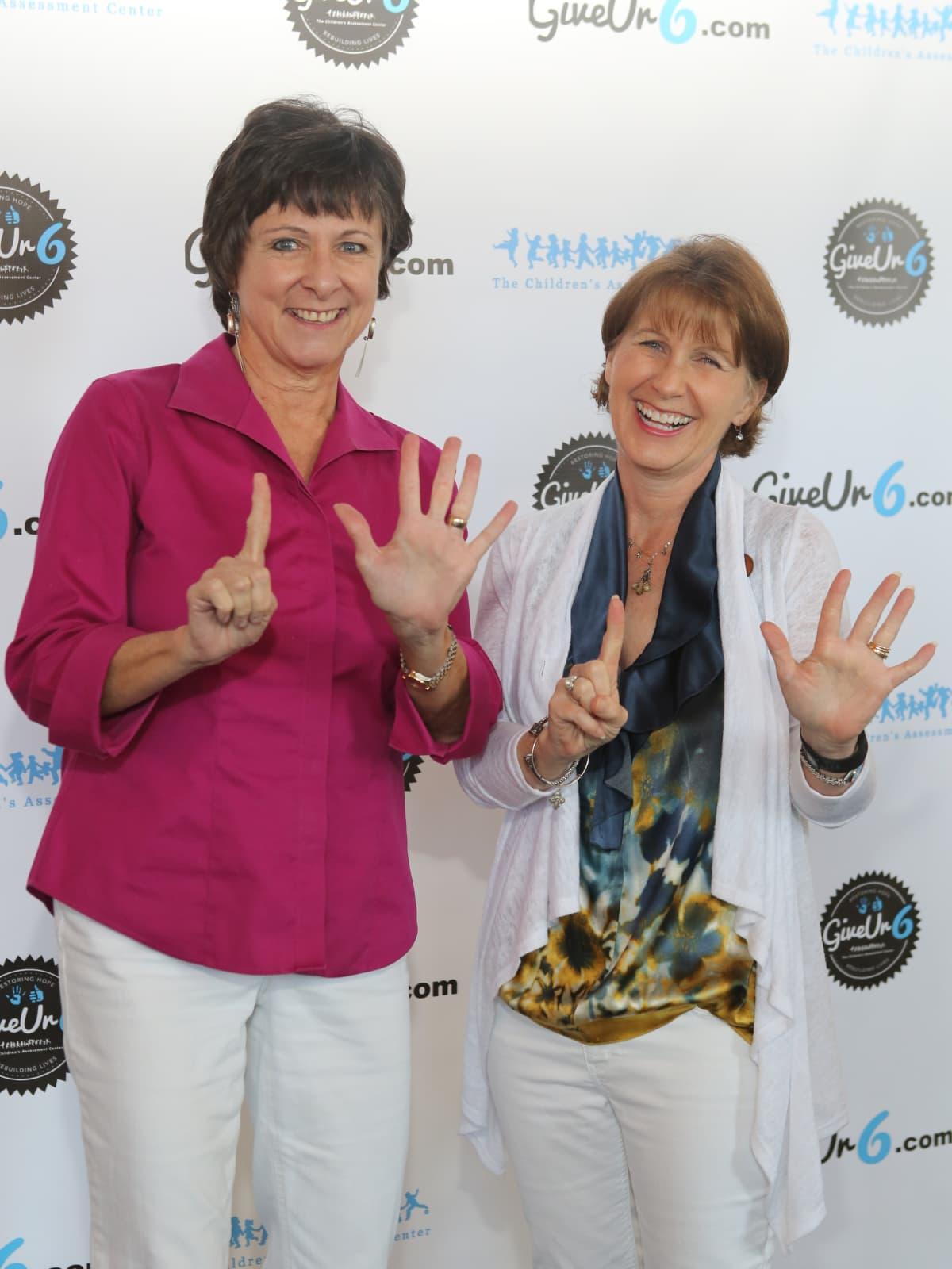 Children's Assessment Center 6/16 Joan Campbell, Cindy Friend