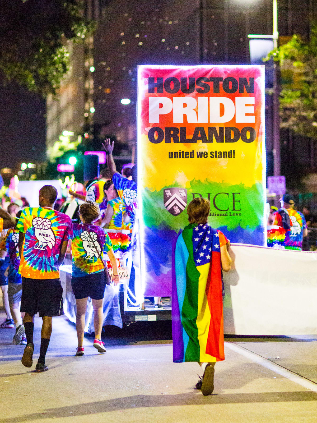 Houston Pride Parade 2016