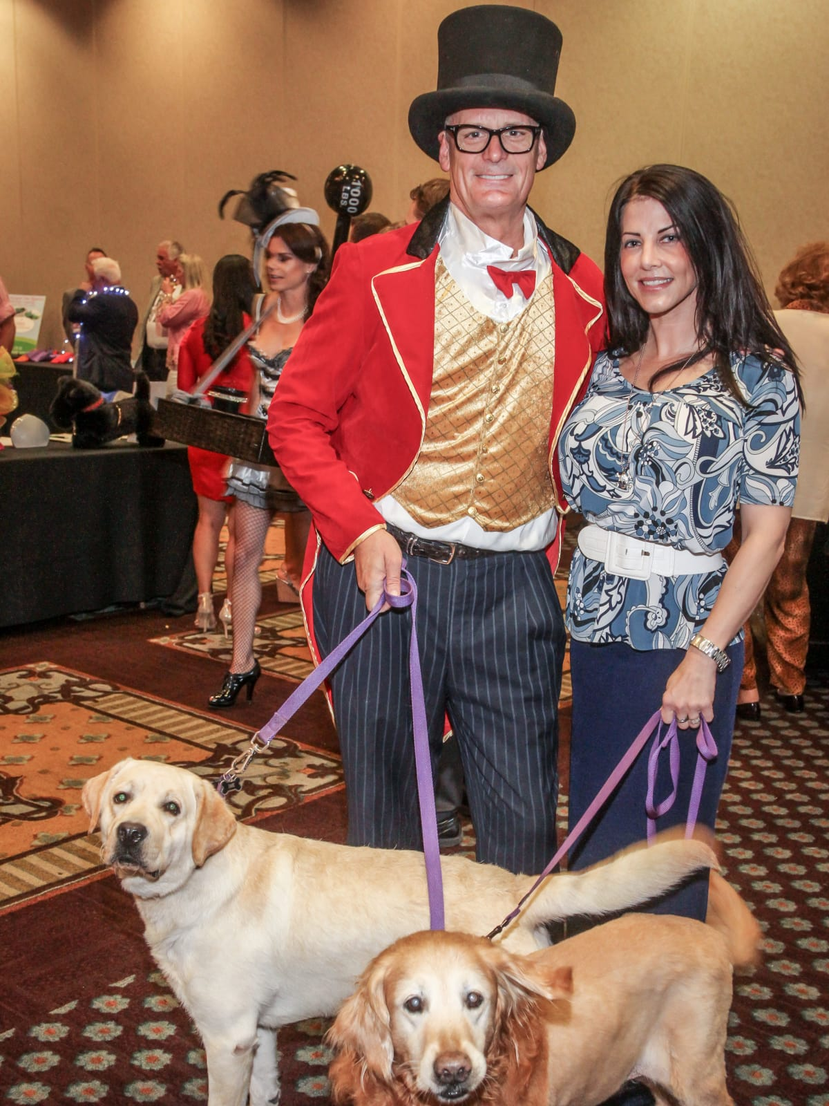 Citizens for Animal Protection 6/16 Michael Hoctor,Bonnie Goodrich