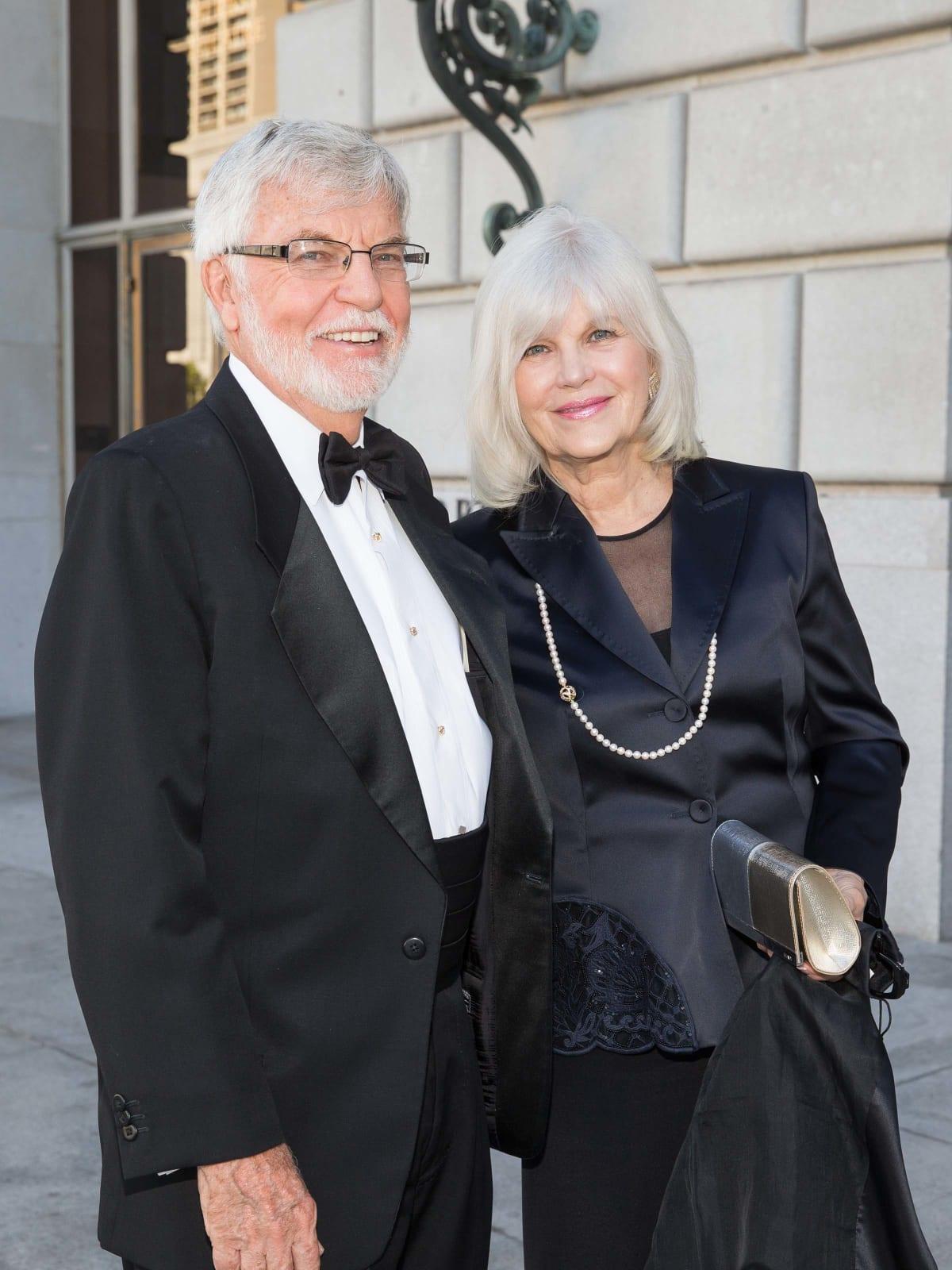 David Gockley celebration, 6/16 Mick Seidl, Marie Seidl