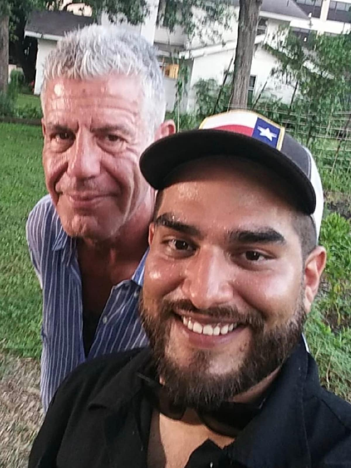Anthony Bourdain Plant It Forward