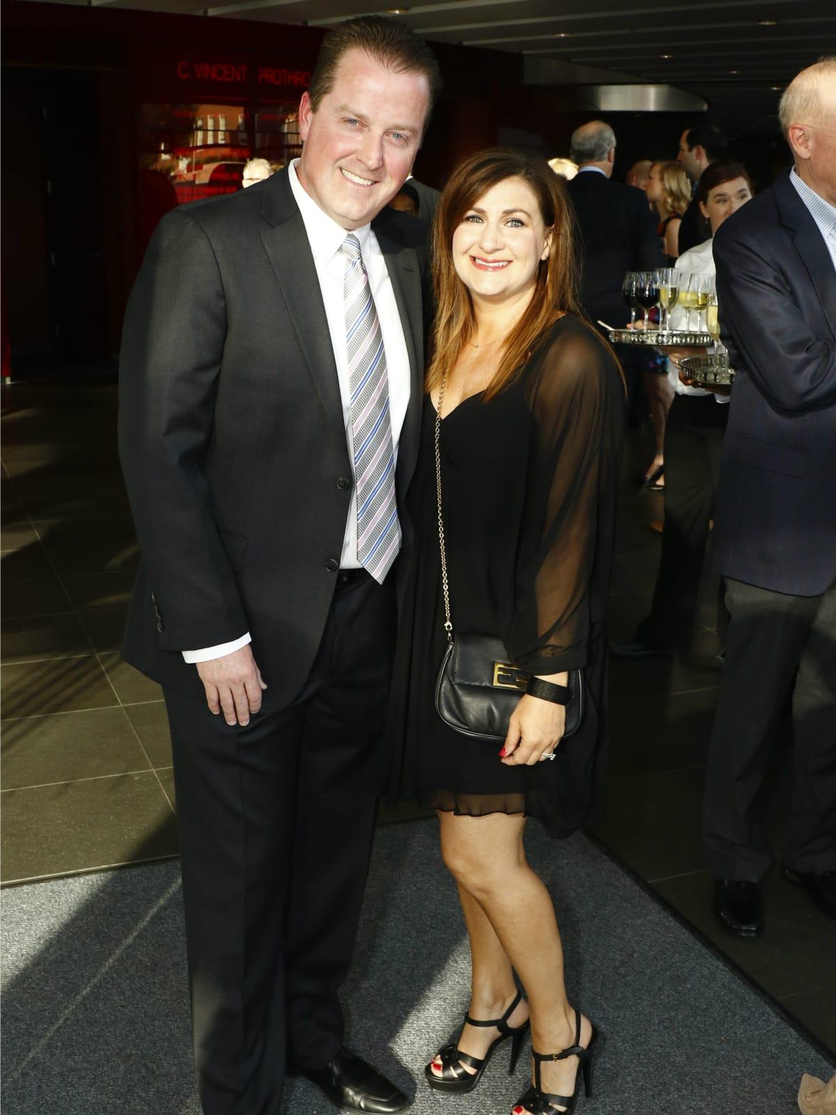 Matt Hickey, Jennifer Hickey