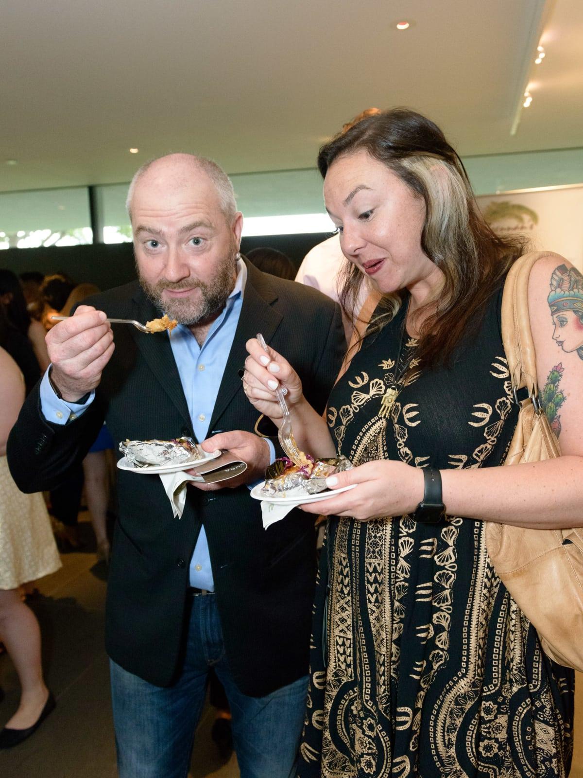 Tastemakers Houston 5/16, Richard Knight, Carrie Schroeder
