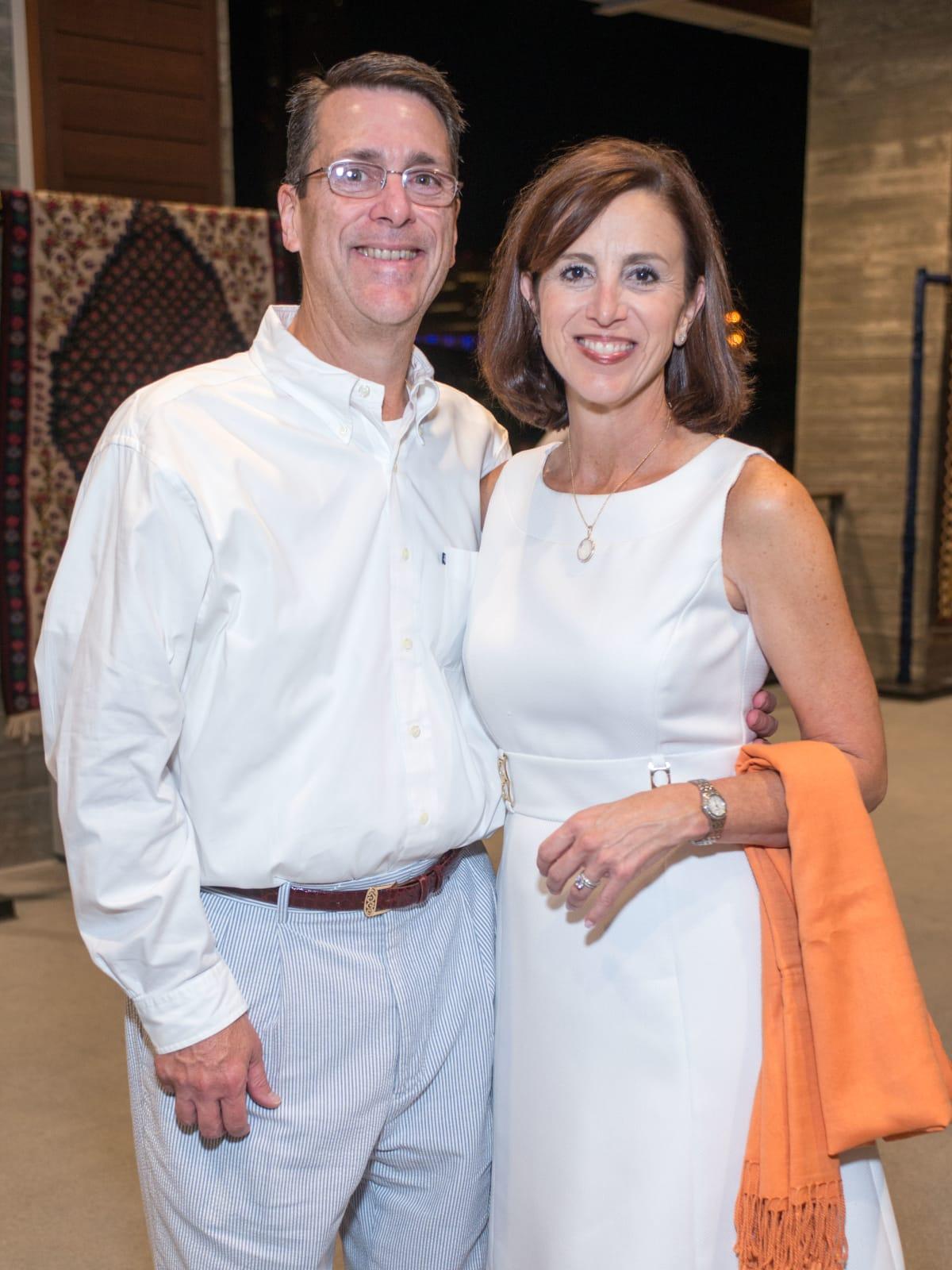 Catholic Charities Gala 5/16 Lisa and Tom Ganucheau