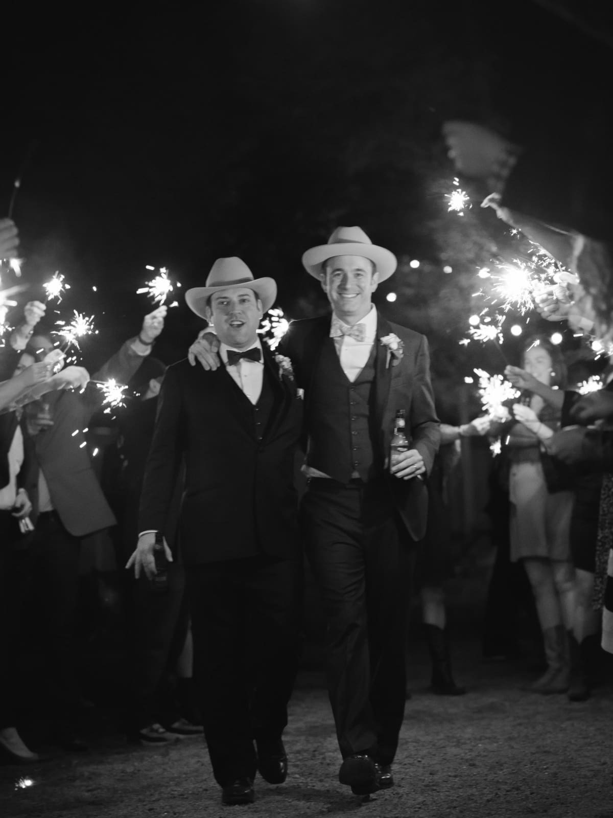 Tipsy Texan wedding