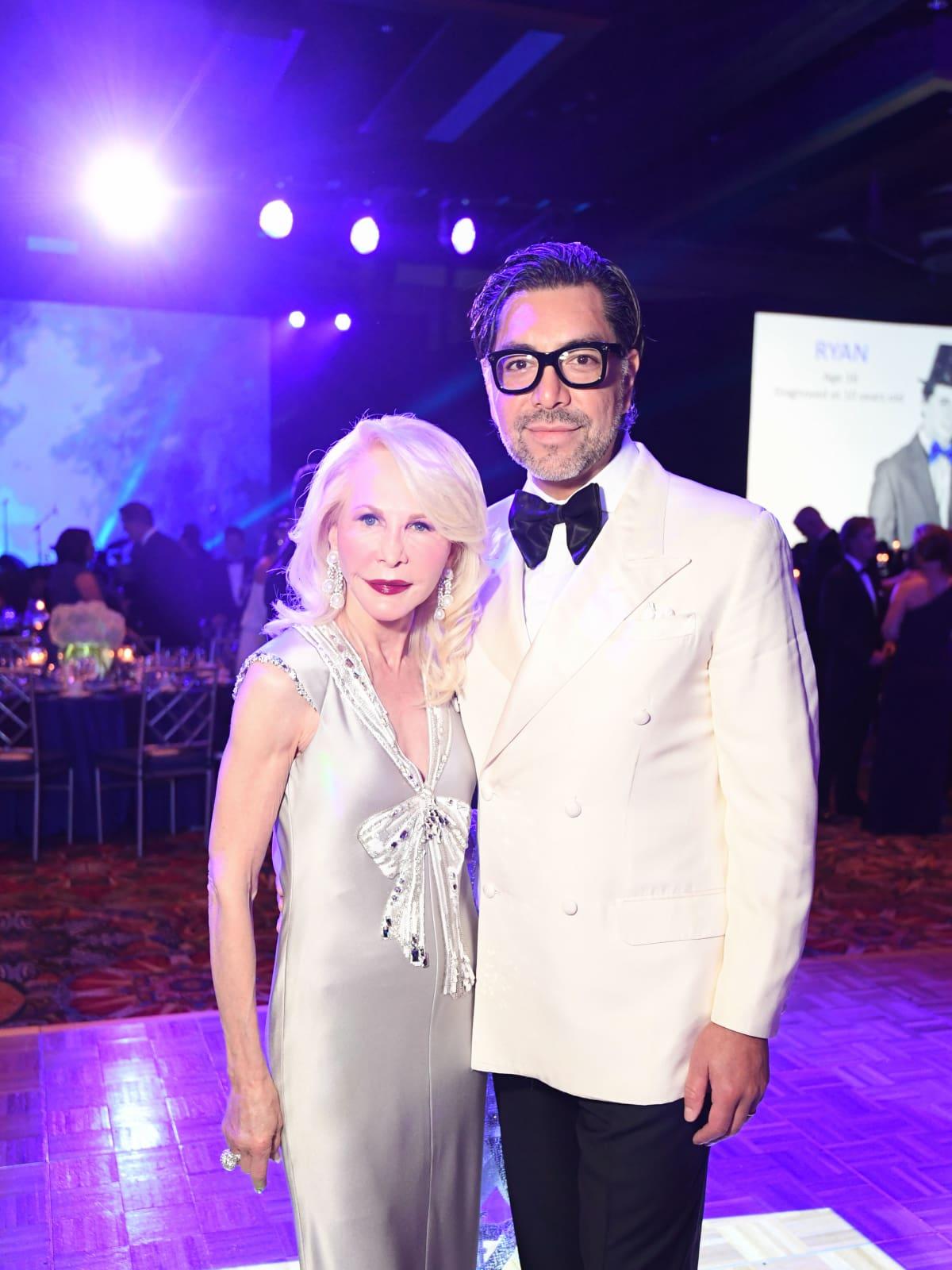 JDRF Gala, 5/2016 Diane Lokey Farb, Ceron
