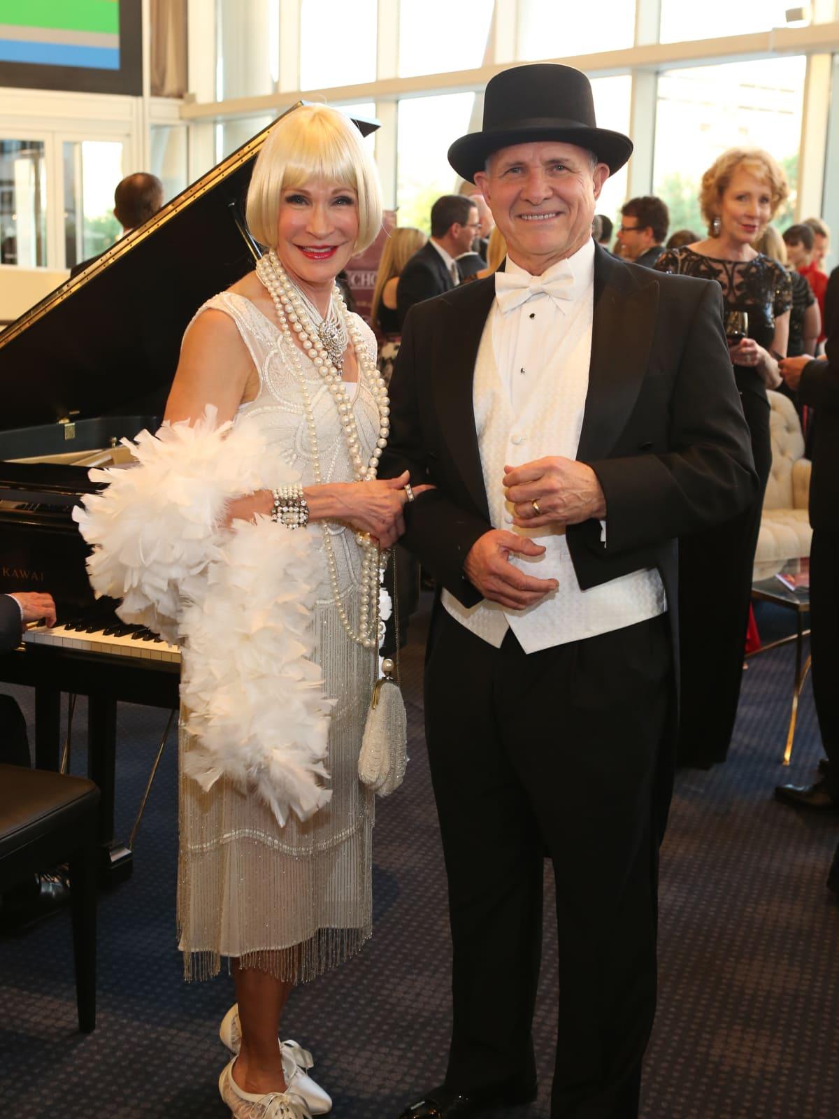TUTS Gala 4/2016, Patric McKinney, Pete McKinney