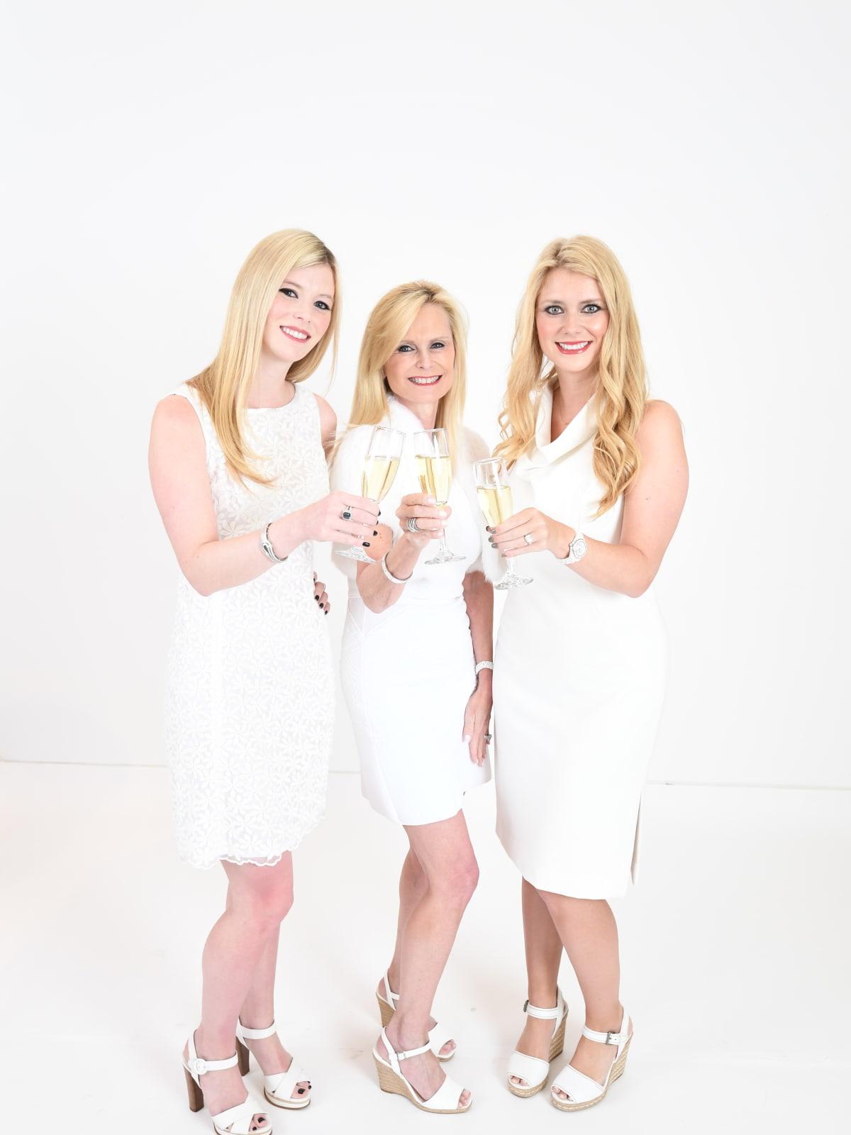 Fashion Gene, 4/16  Kimberly Falgout, Jo Lynn Falgout, Christine Falgout