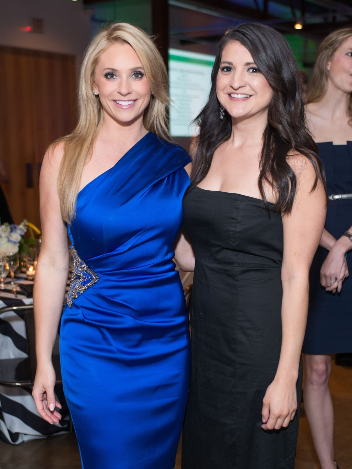 Project 88 gala, 4/16, Chita Johnson, Erin Garza