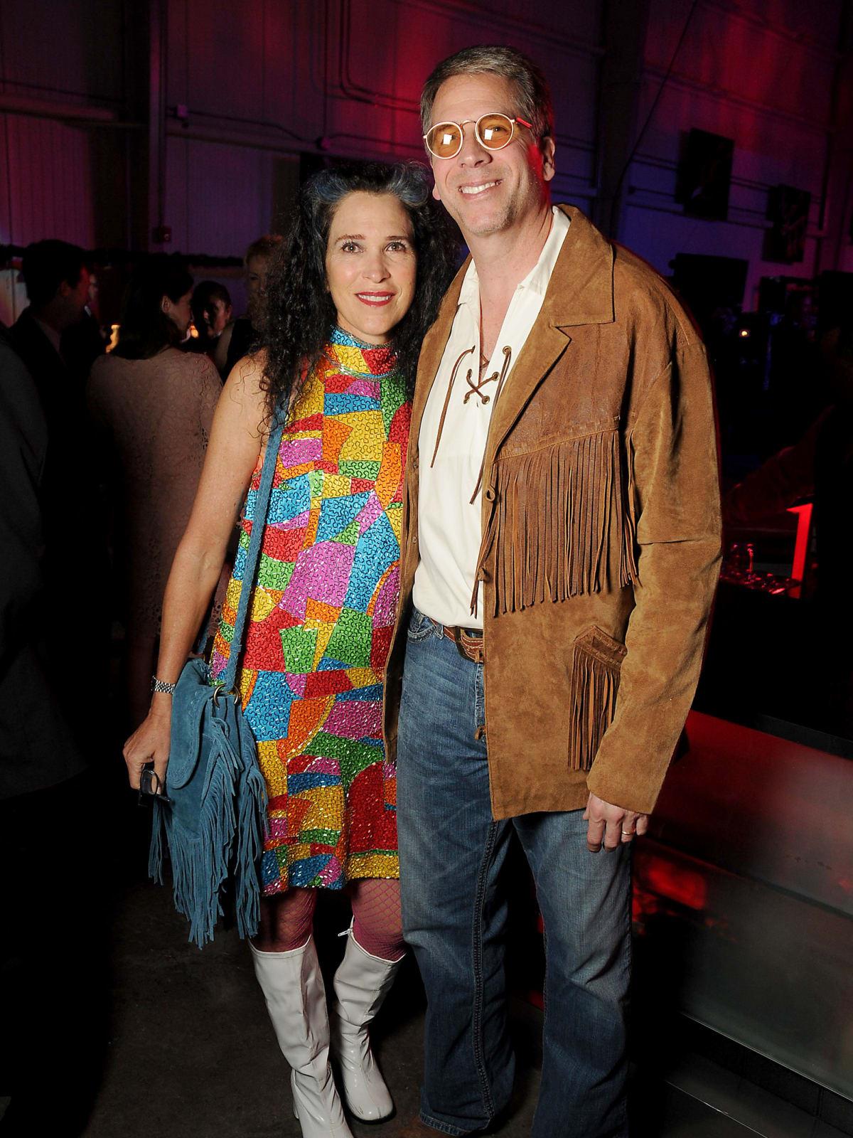 Alley Gala 4/2016, Lisa Heide, Elliott Heide