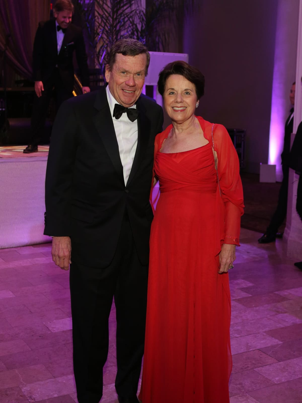 SPA Gala, April 2016, Richard Mithoff, Ginni MIthoff