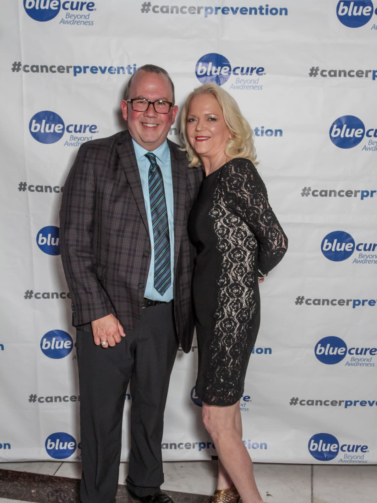 Blue Cure Gala, April 2016, Chree Boydstun