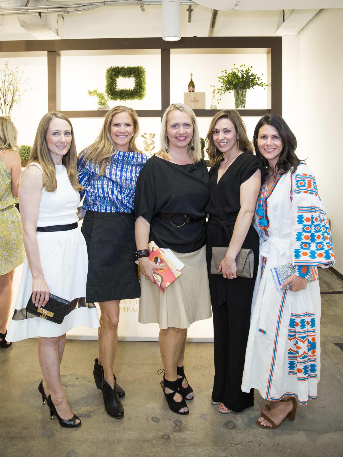 Jennifer Graham, Heather Vranich, Susan Bednar Long, Rachel Haas, Kim Dodson