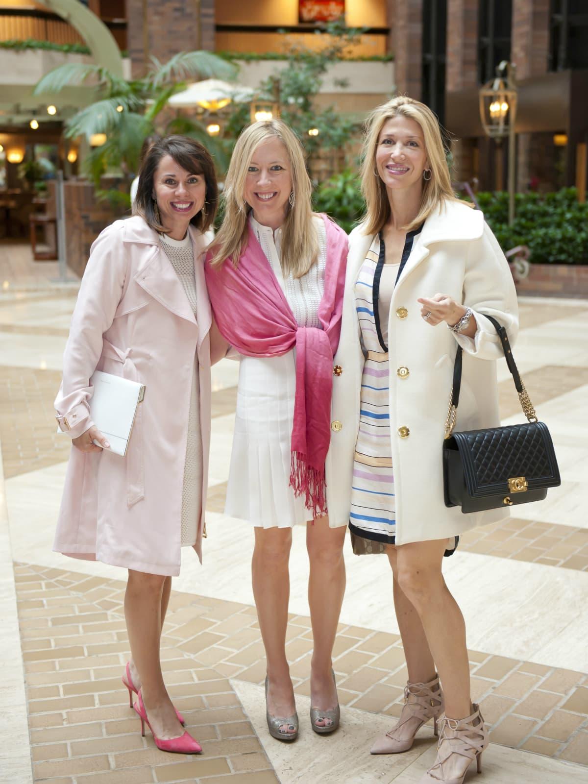 Debra Bigham, Catherine Pate, Janice Van Arsdale