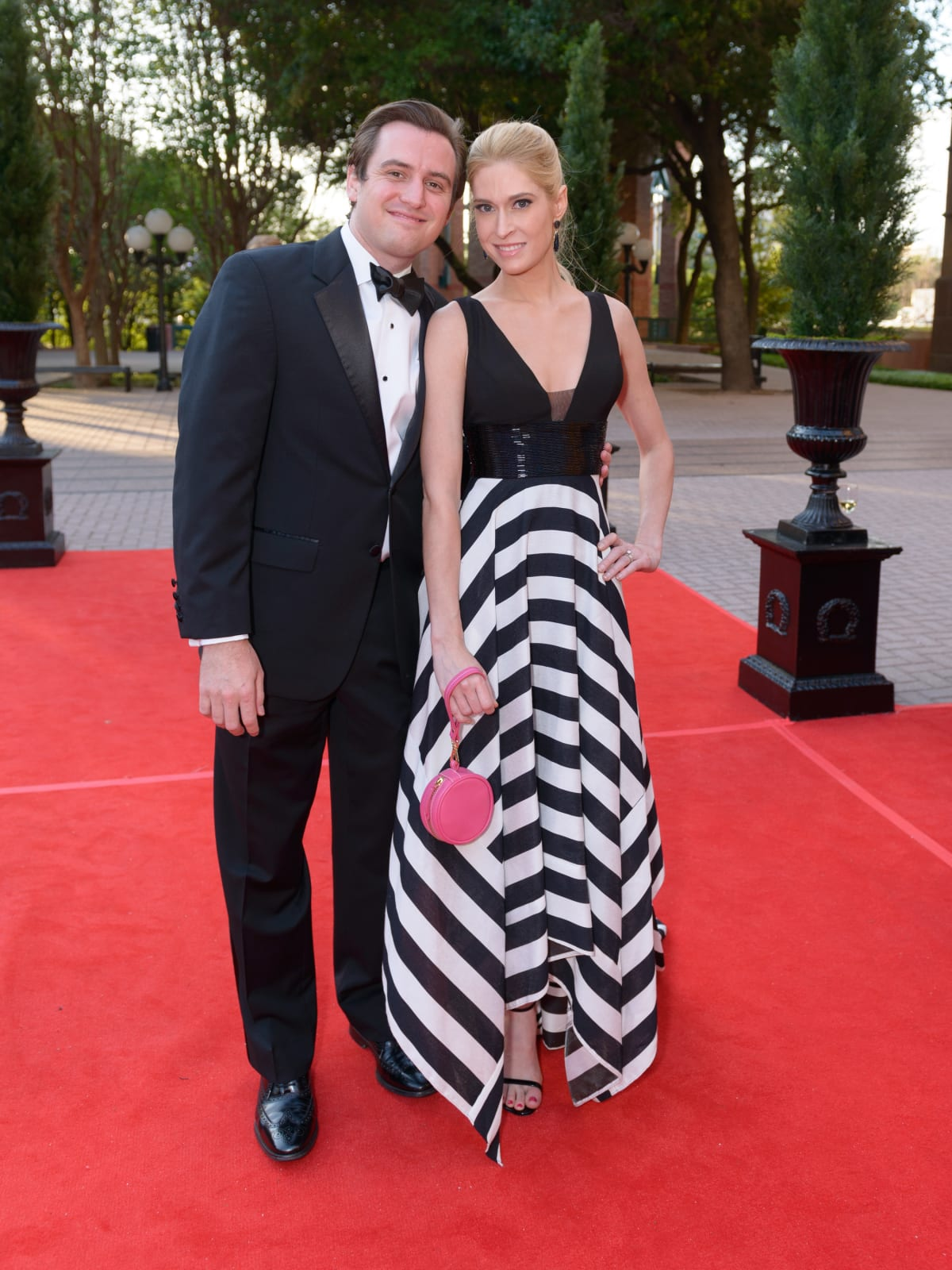 Houston Grand Opera Ball, April 2016Kendall Hanno, Chris Hanno