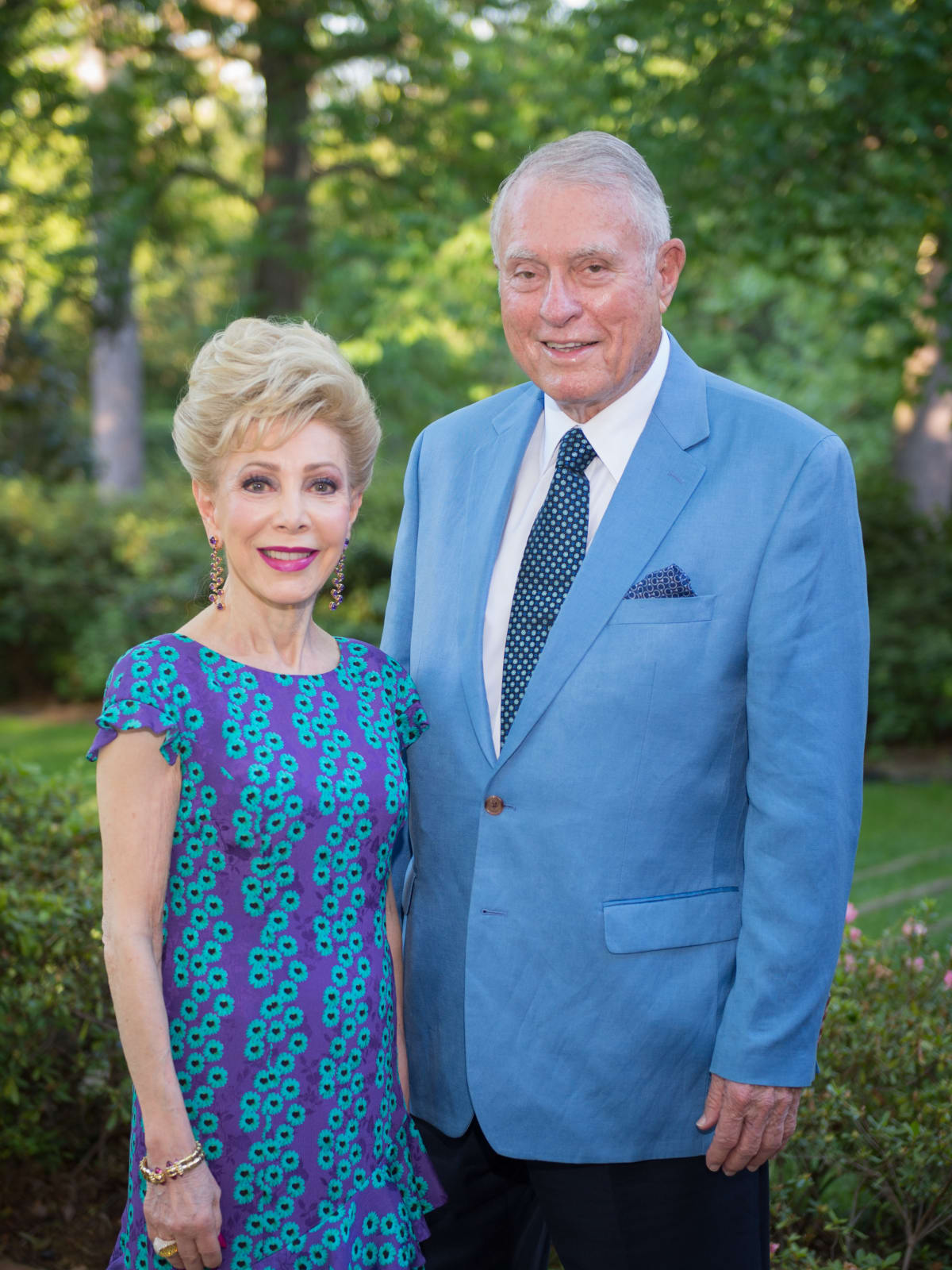Bayou Bend Garden Party, April 2016, Margaret Alkek Williams, Jim Daniel