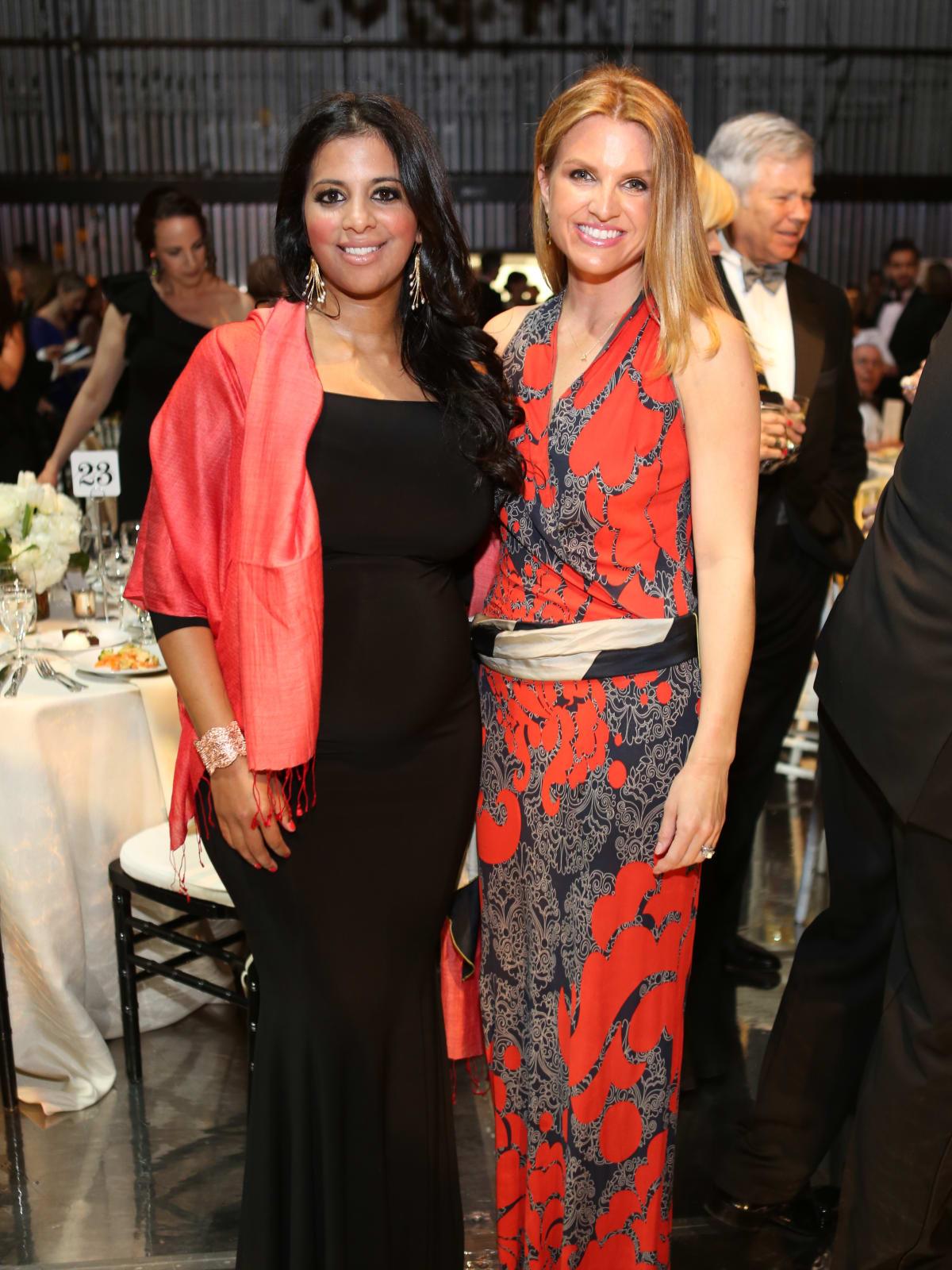 Mercury Gala April 2016, Elizabeth Abraham Colombowala, Lindley Arnoldy