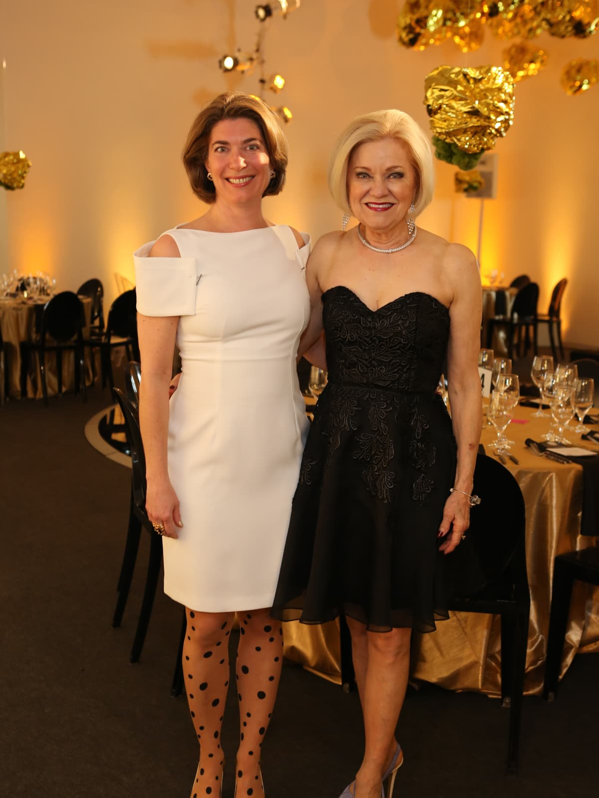 Blaffer Gallery Gala, April 2016, Claudia Schmuckli, Jo Furr