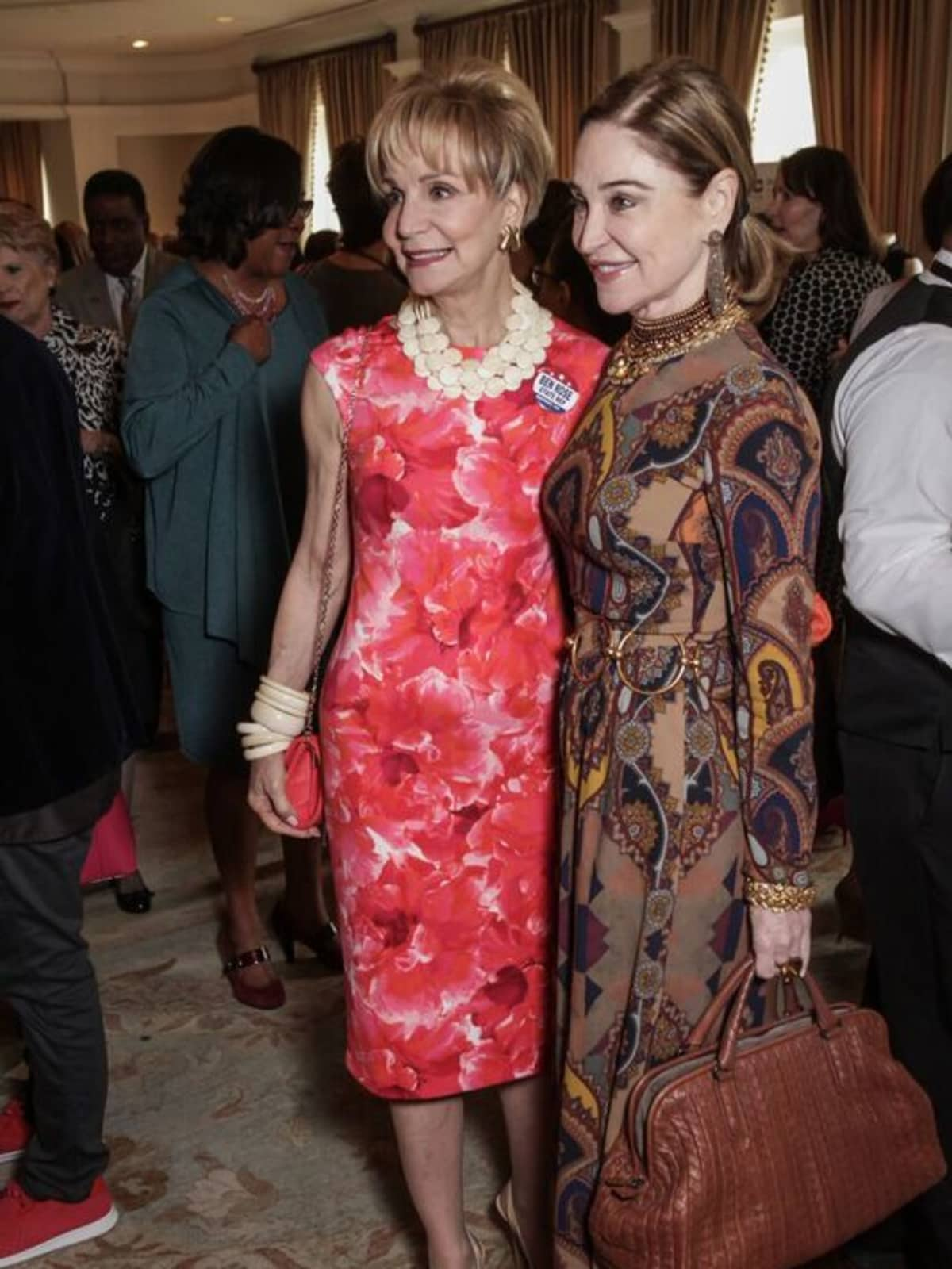 Leisa Holland-Nelson, Becca Cason Thrash at Passion for Fashion luncheon
