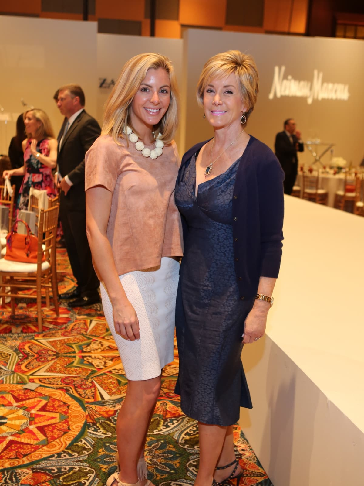 Best Dressed luncheon, March 2016, Kirsten Nix, Sheridan Williams